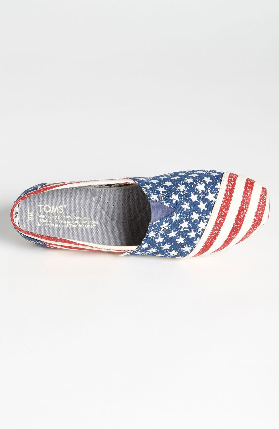 Alternate Image 3  - TOMS 'Earthwise - Classic' Slip-On (Men)