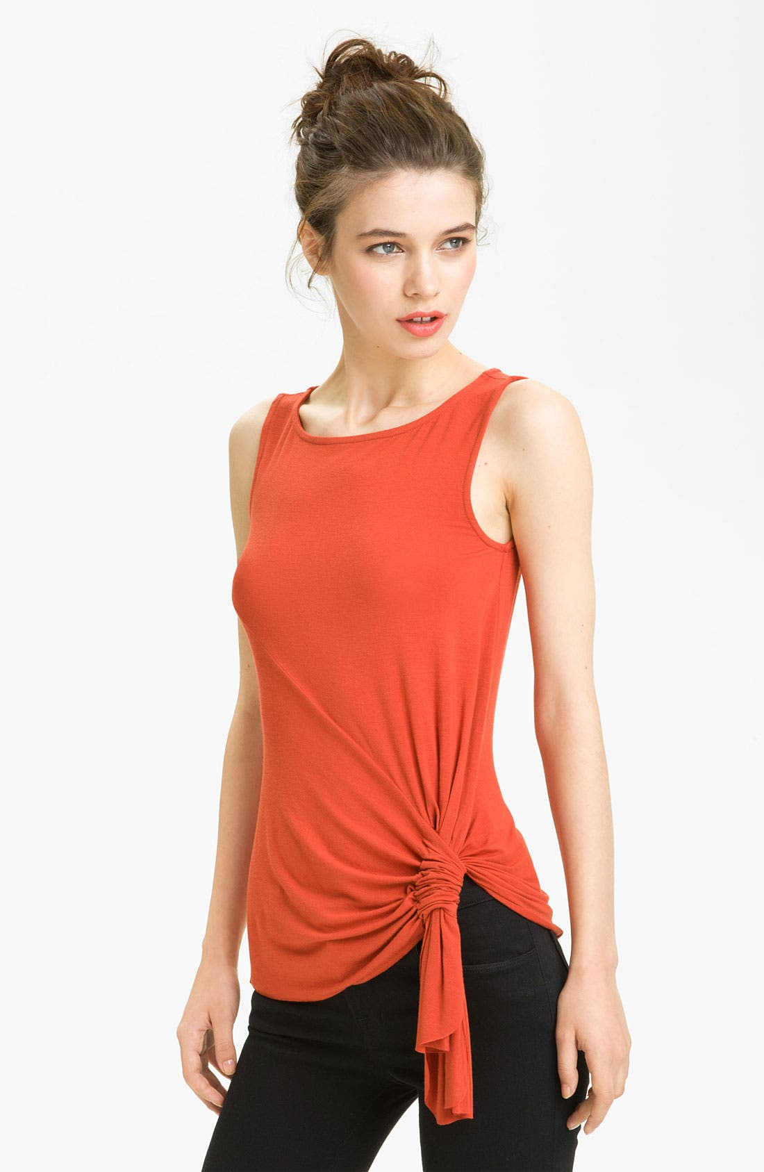 Alternate Image 1 Selected - Bailey 44 'Zelda Fitzgerald' Ruched Knot Tank