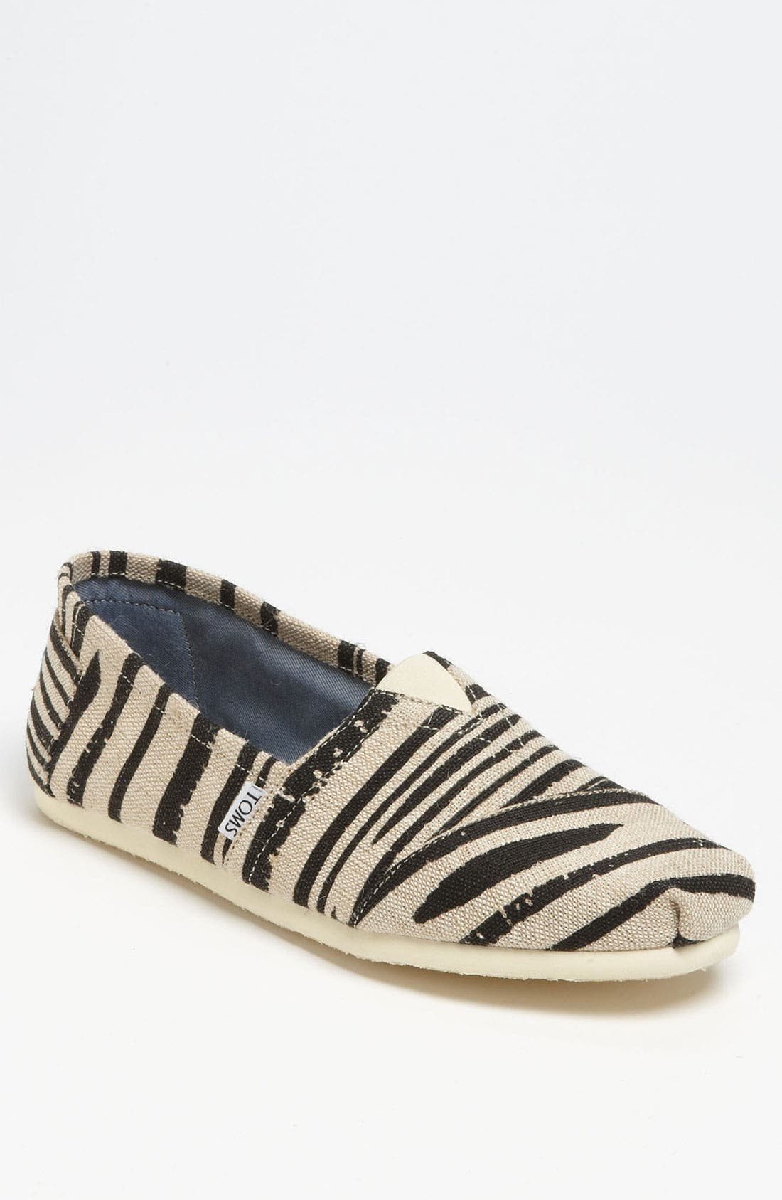 Alternate Image 1 Selected - TOMS 'Classic -Print' Slip-On (Men)