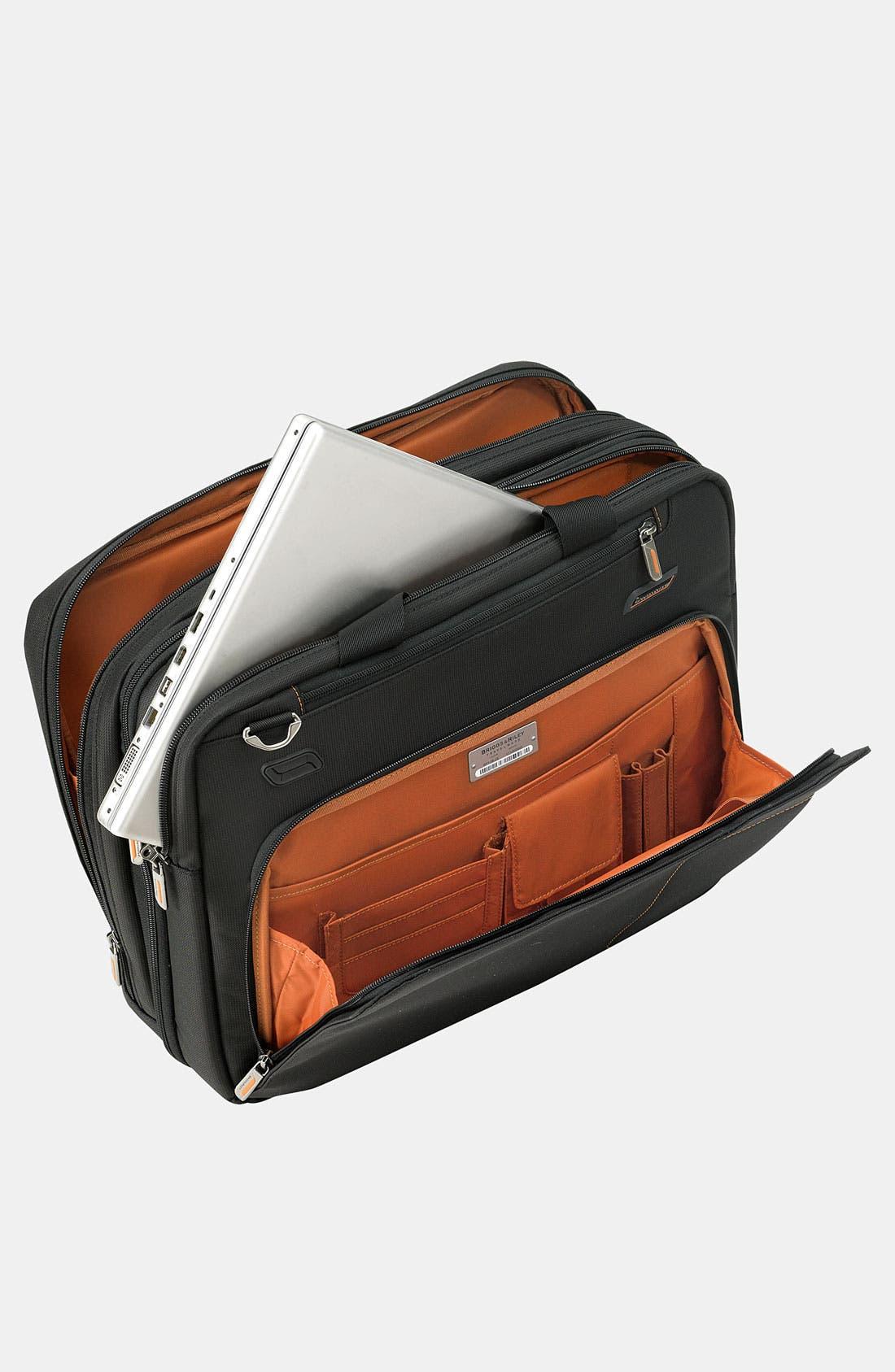 Alternate Image 2  - Briggs & Riley 'Verb - Amplify' Expandable Briefcase