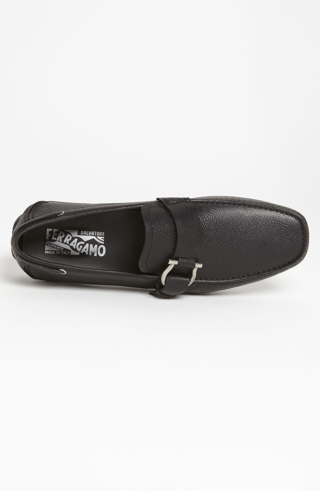 Alternate Image 3  - Salvatore Ferragamo 'Cabo' Driving Moccasin
