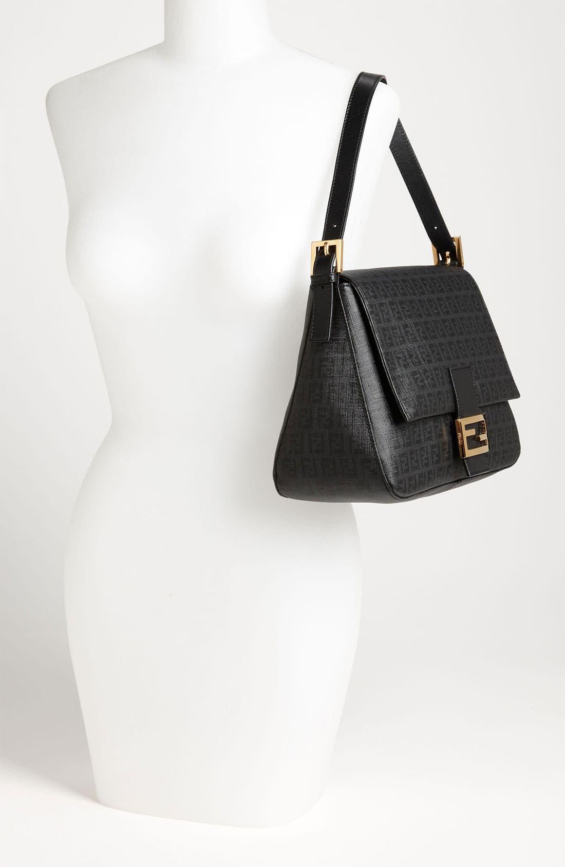 Alternate Image 2  - Fendi 'Forever Big Mamma' Fabric Shoulder Bag