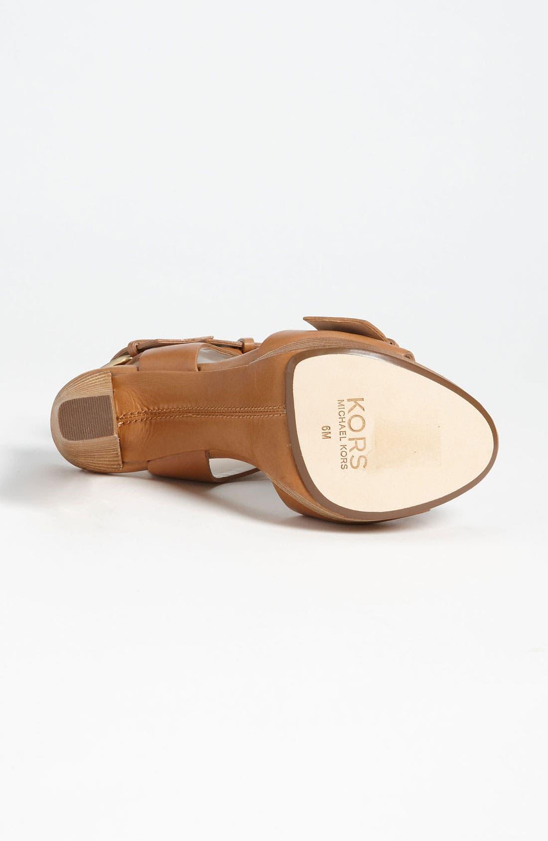 Alternate Image 4  - KORS Michael Kors 'Chilali' Sandal