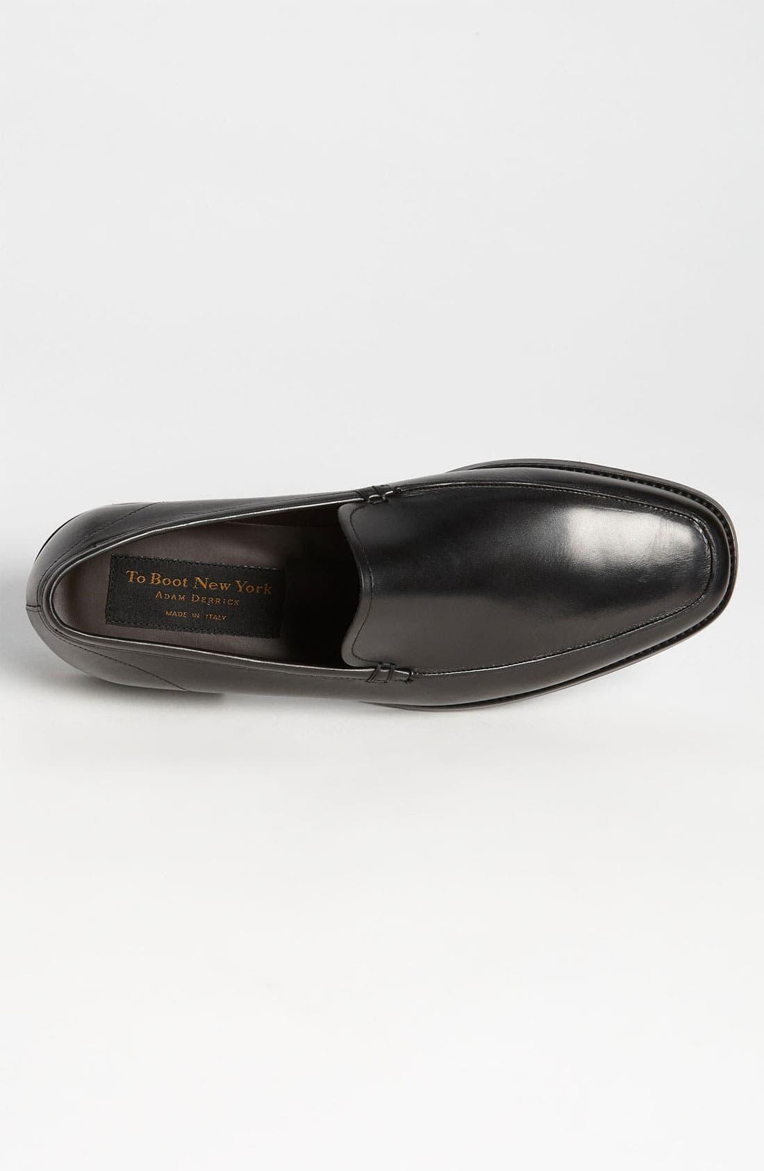 Alternate Image 3  - To Boot New York 'Franklin' Moc-Toe Loafer