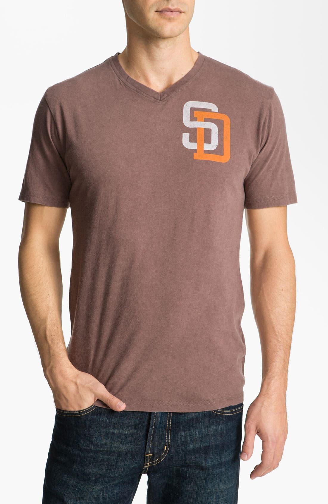 Alternate Image 1 Selected - Red Jacket 'Padres - Huron' T-Shirt
