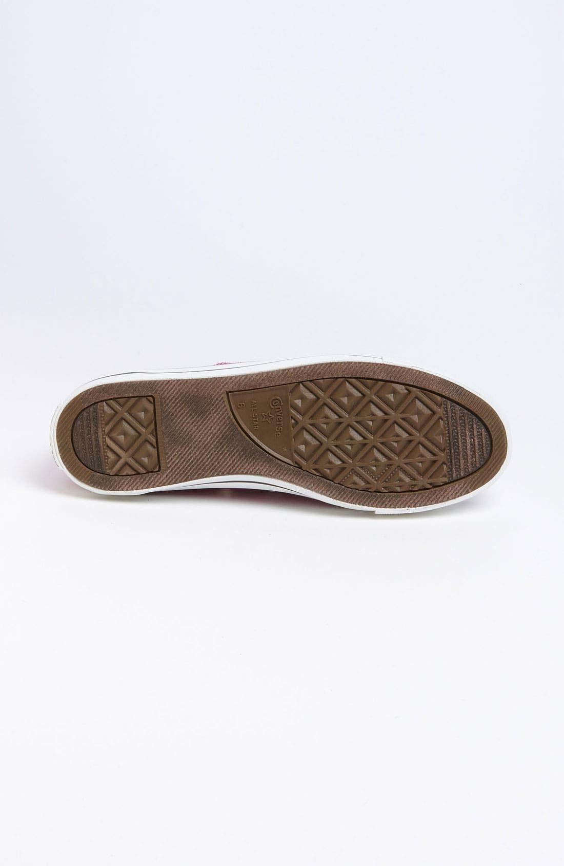 Alternate Image 4  - Converse Chuck Taylor® 'Dainty' Sneaker (Women)