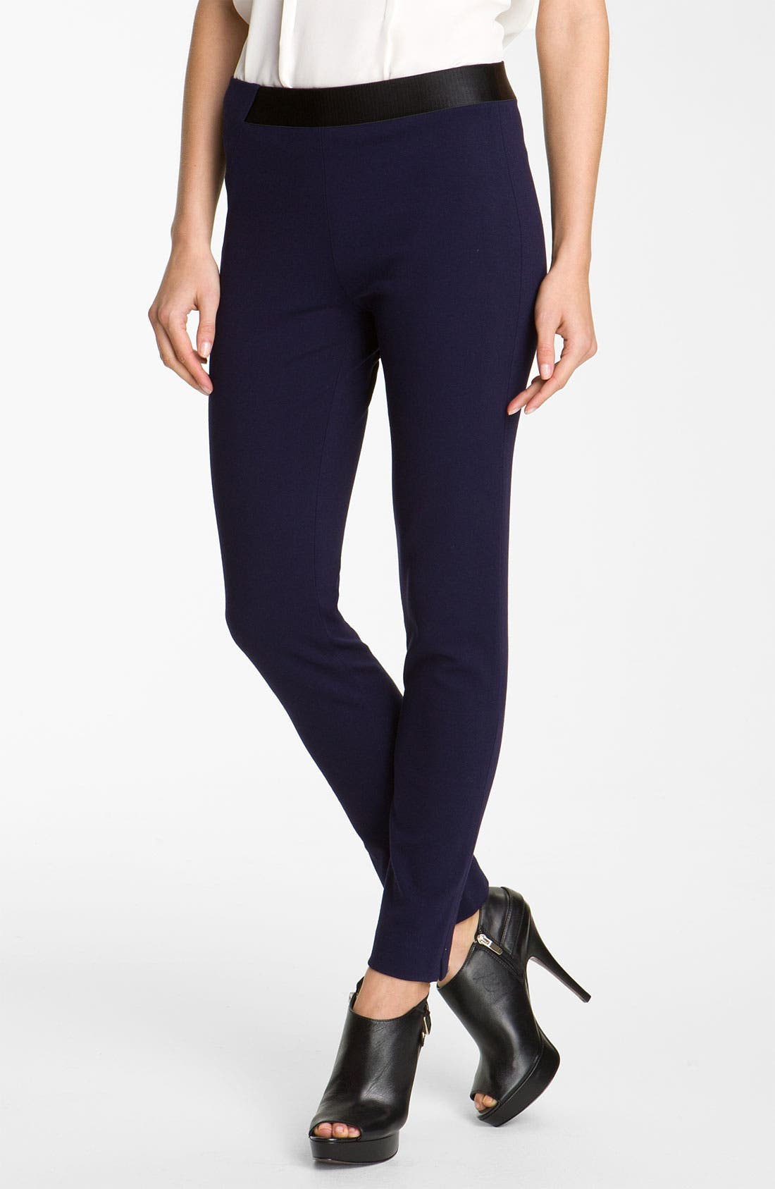 Alternate Image 1 Selected - Elie Tahari Exclusive for Nordstrom 'Jolene' Skinny Pants