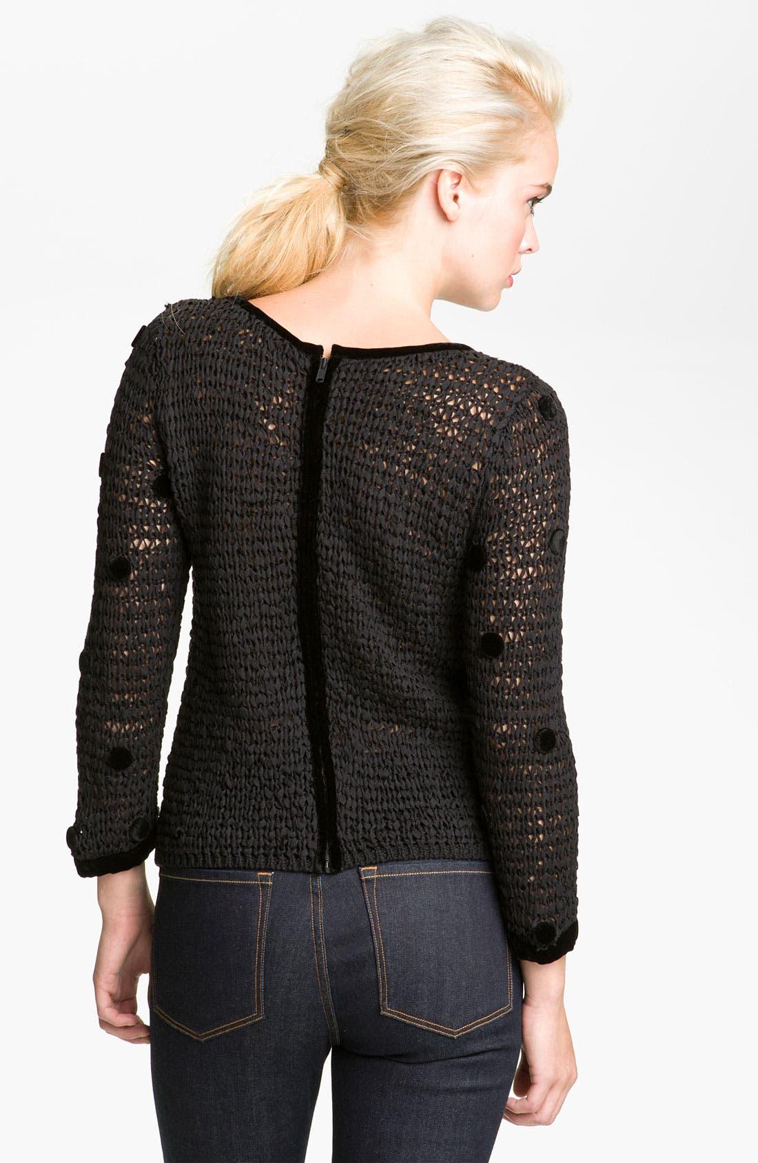 Alternate Image 2  - MARC BY MARC JACOBS 'Koyla' Polka Dot Sweater