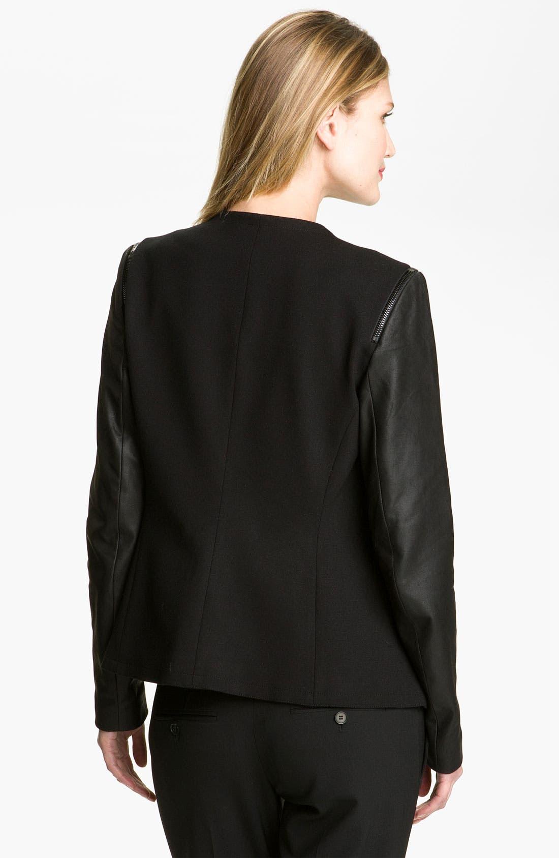Alternate Image 2  - Theory 'Yaisa - Classical' Jacket