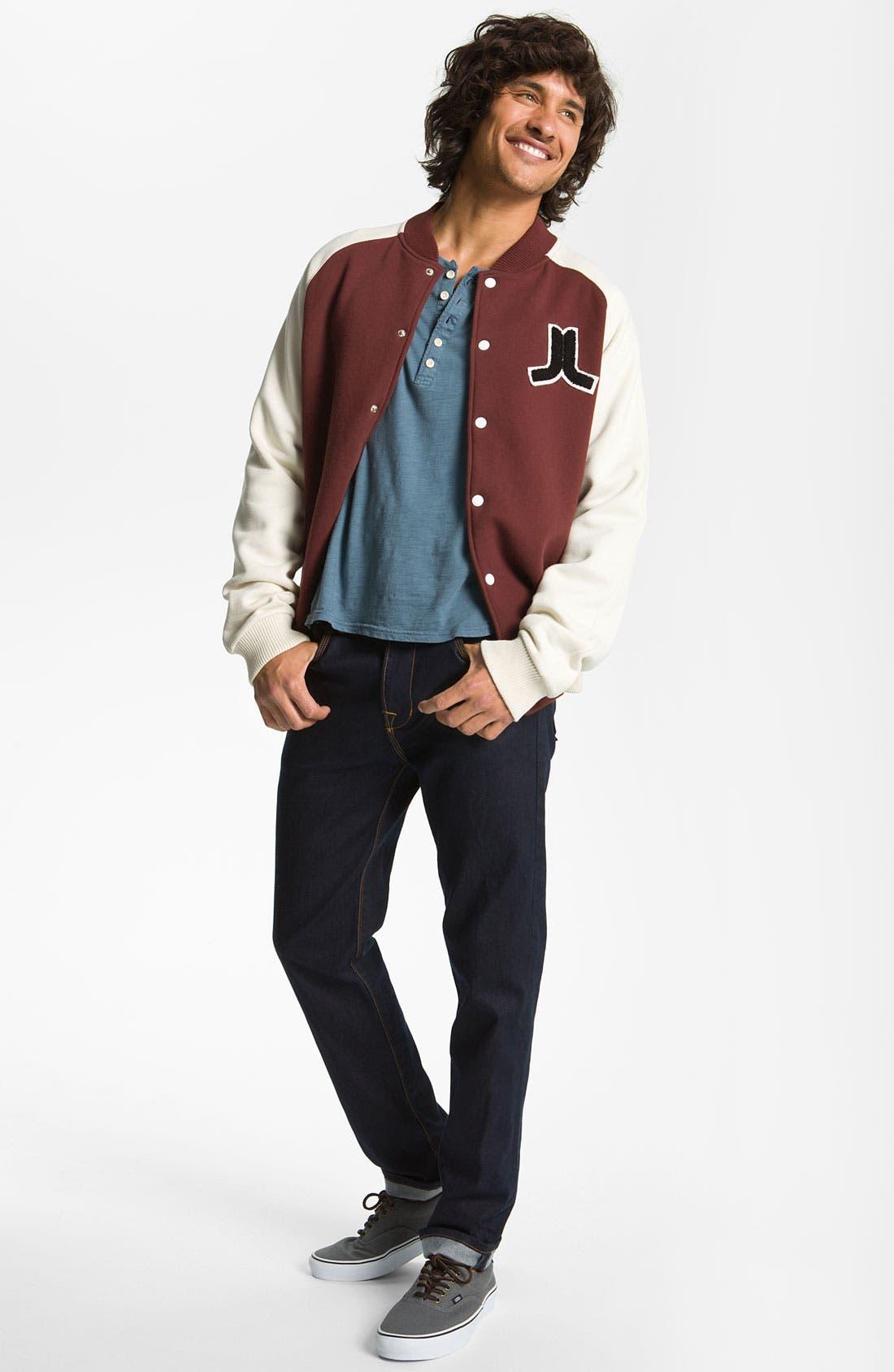 Alternate Image 3  - WeSC 'Balker' Varsity Jacket