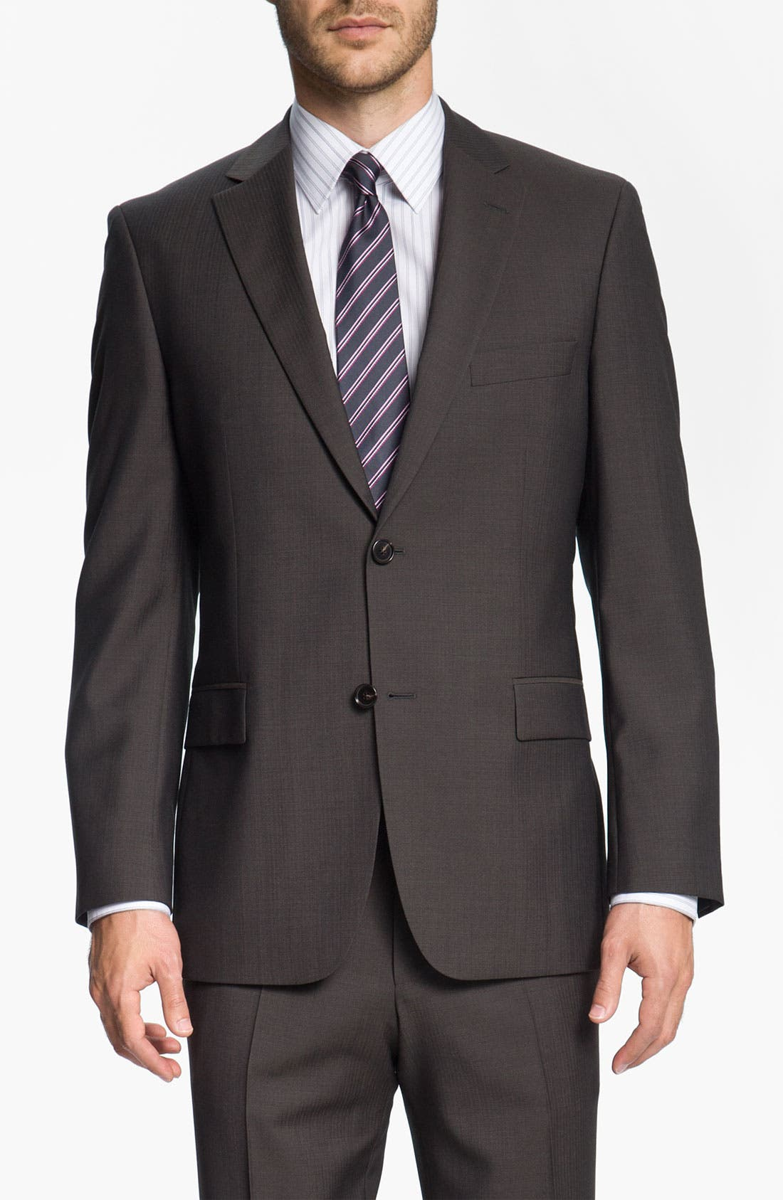 Alternate Image 1 Selected - BOSS Black 'Pasini/Movie' Suit