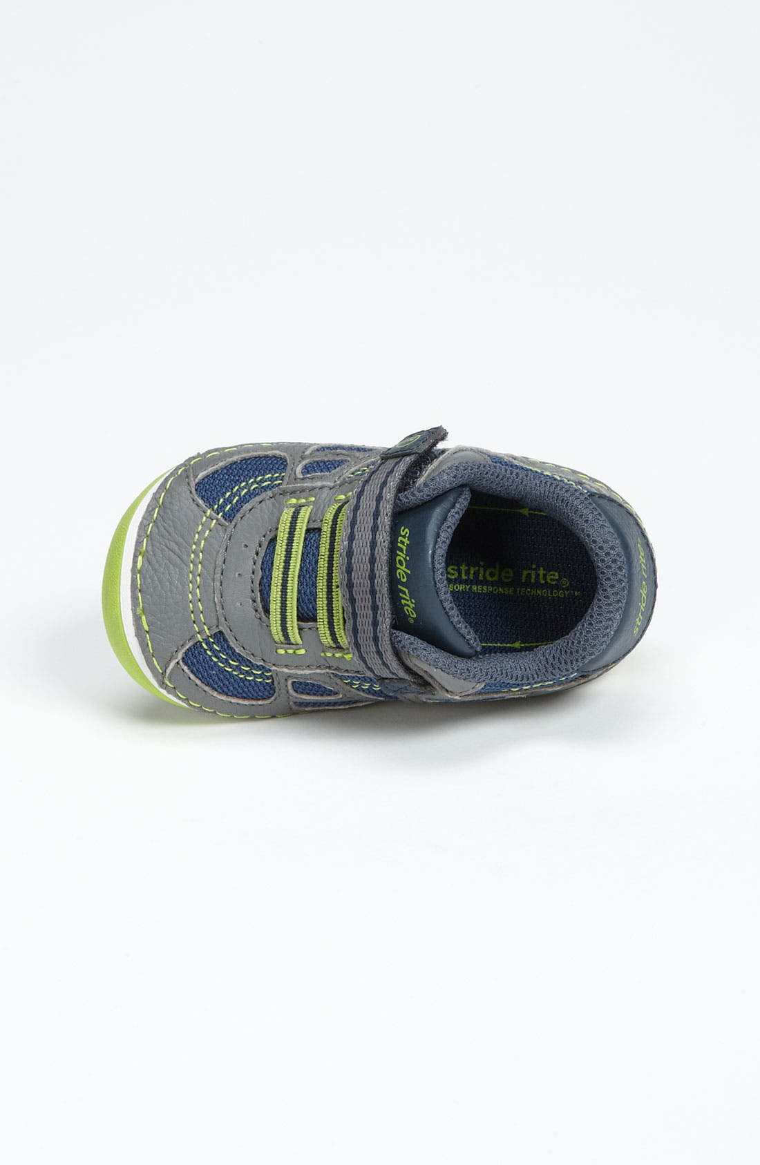 Alternate Image 3  - Stride Rite 'Conner' Sneaker (Baby & Walker)