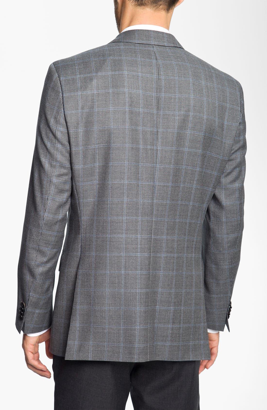 Alternate Image 2  - BOSS Black 'Pasini' Houndstooth Sportcoat