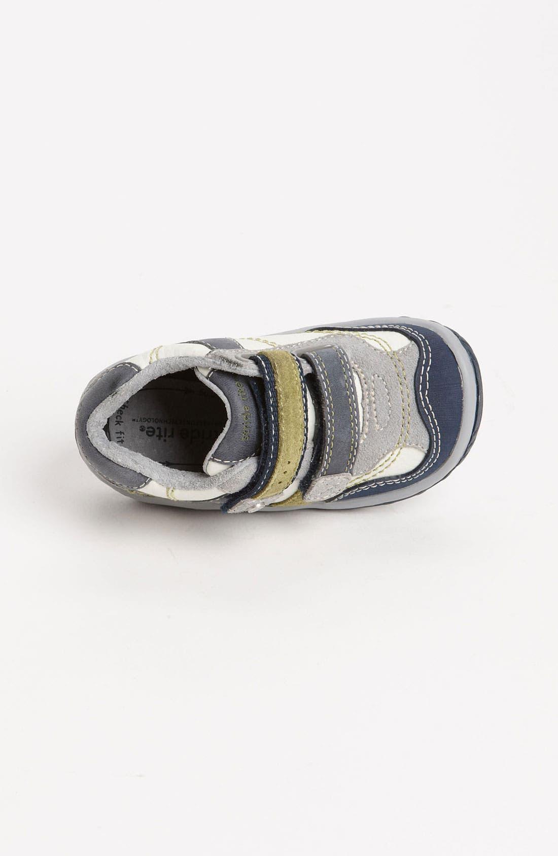 Alternate Image 3  - Stride Rite 'Will' Sneaker (Baby, Walker & Toddler)