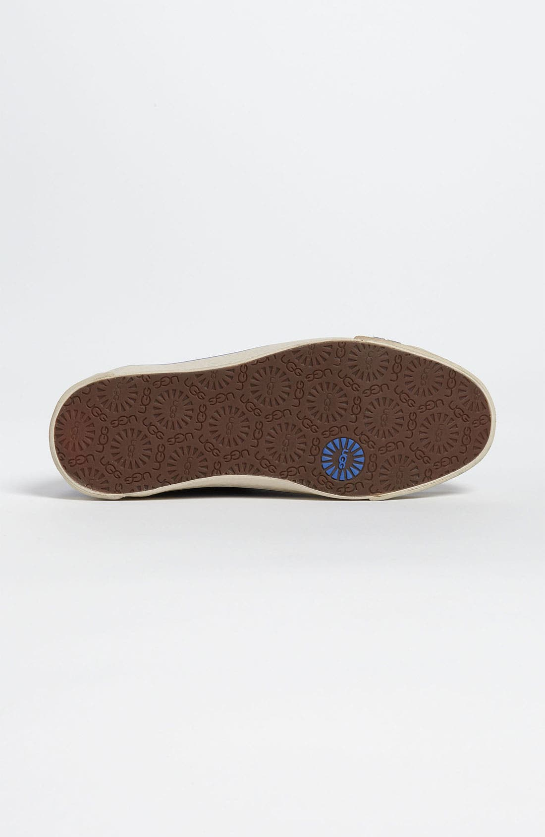 Alternate Image 4  - UGG® Australia 'Evera' Suede Sneaker (Women)