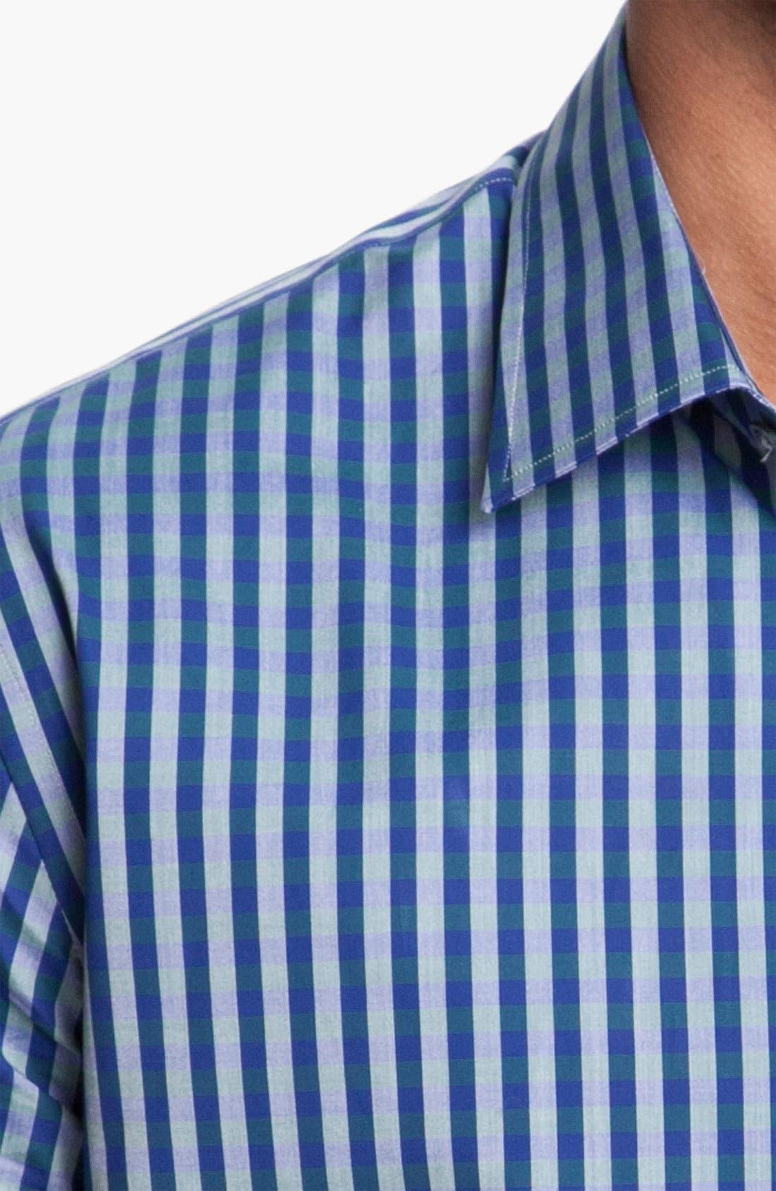 Alternate Image 3  - Paul Smith London Check Dress Shirt