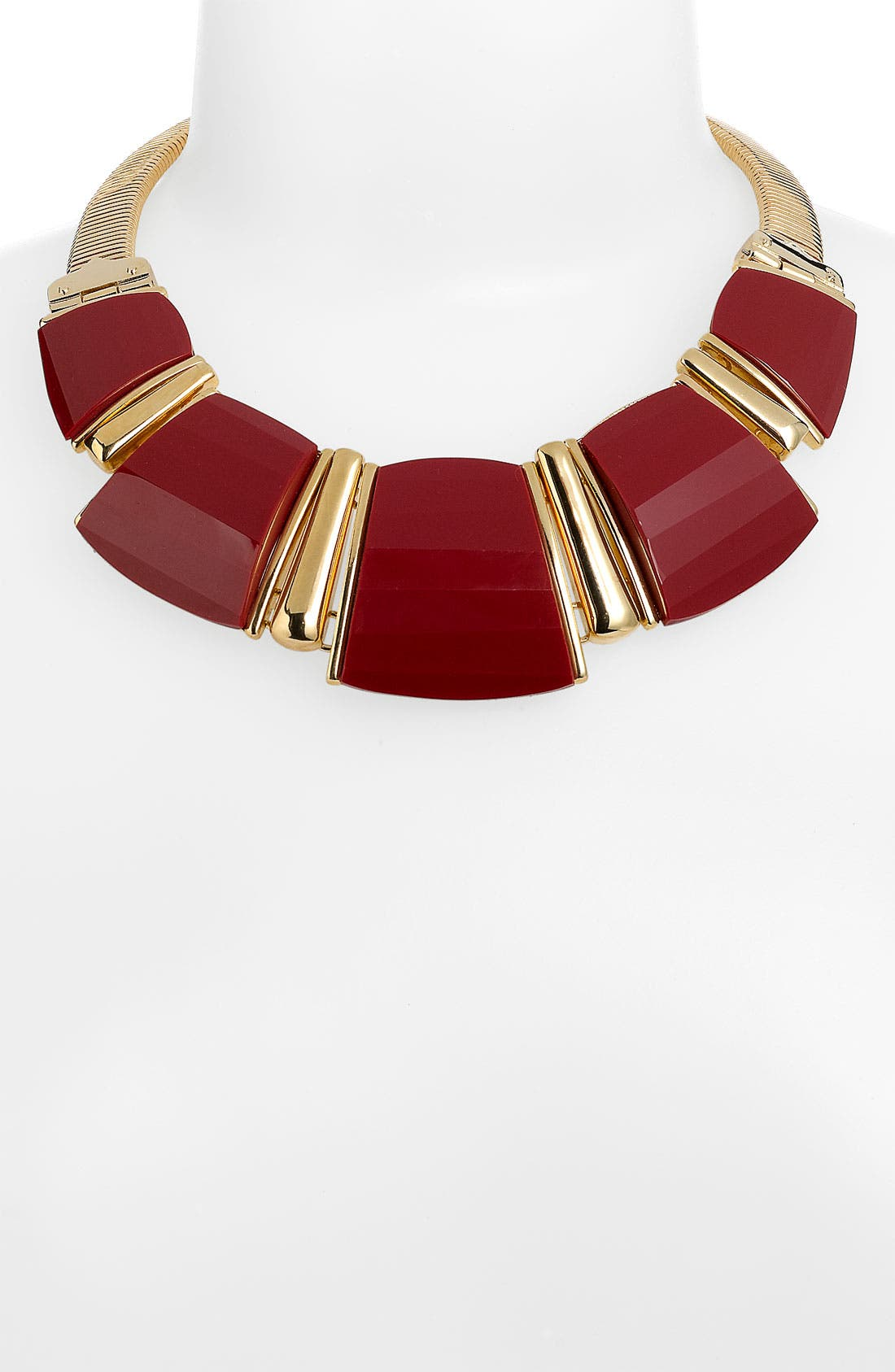 Alternate Image 1 Selected - Anne Klein Statement Necklace