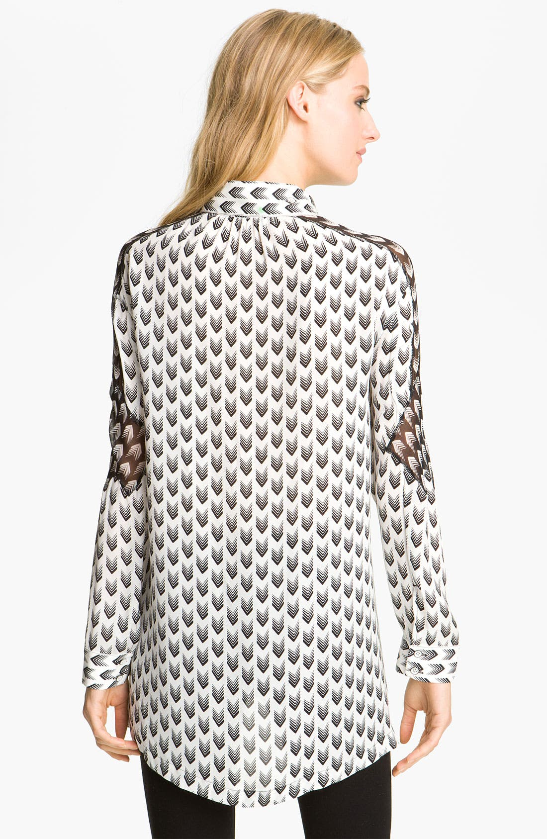 Alternate Image 2  - rag & bone 'Gayatri Arrow' Print Shirt