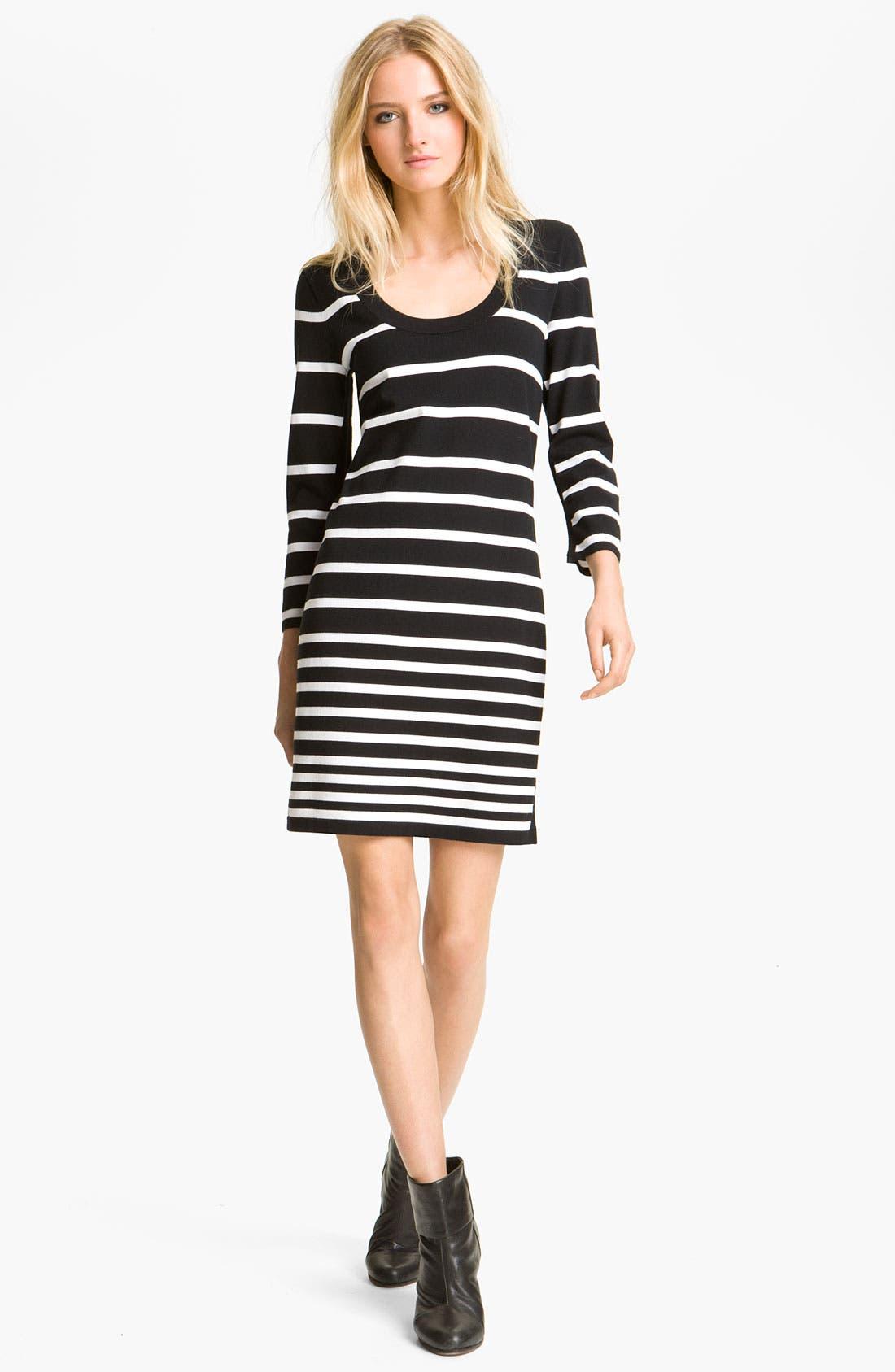 Alternate Image 1 Selected - rag & bone/SHIRT 'Ara' Stripe Dress