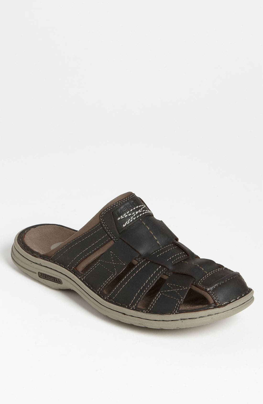 Main Image - Merrell 'World Reaction' Sandal (Men)