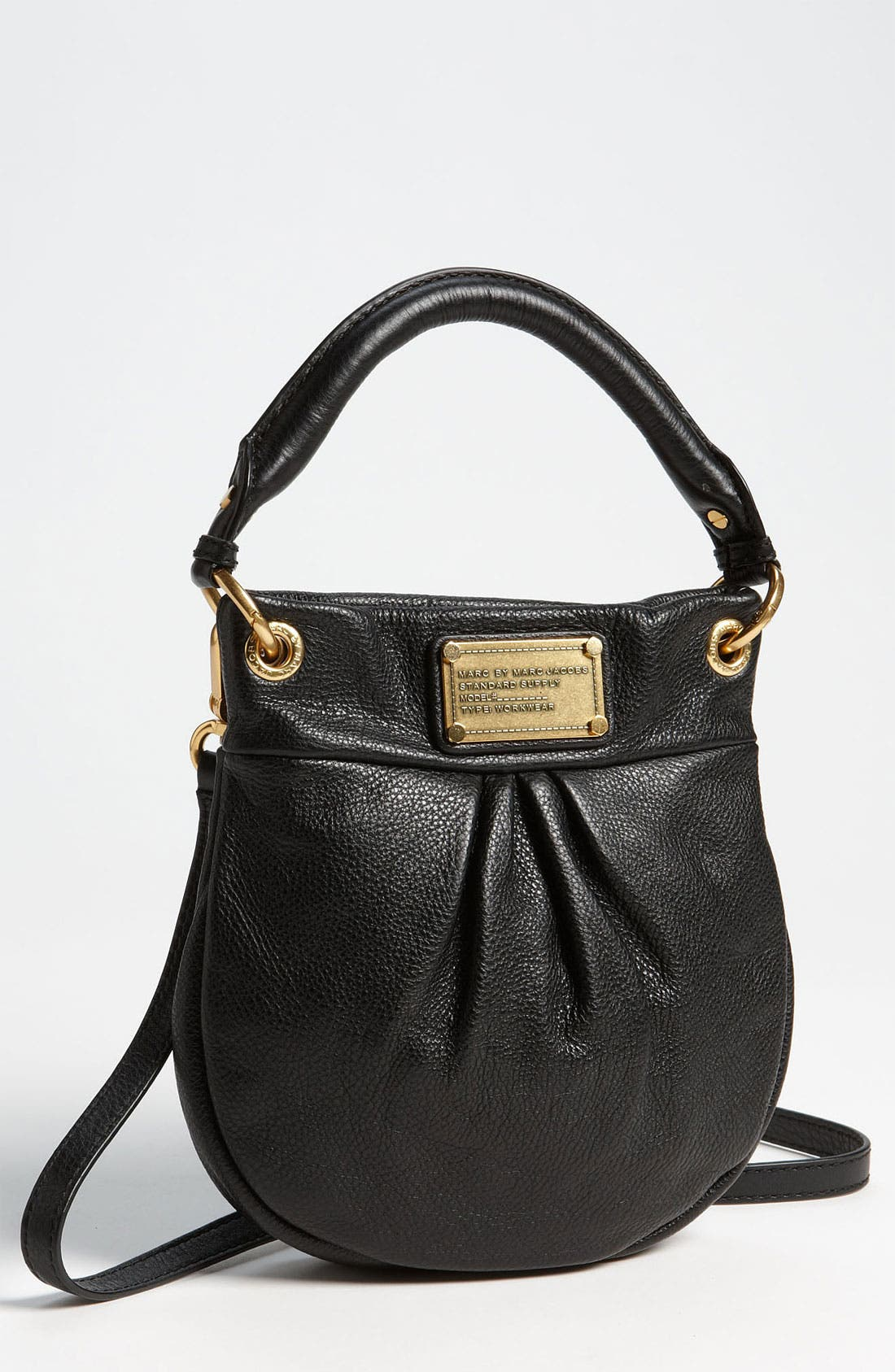 Main Image - MARC BY MARC JACOBS 'Hillier - Mini' Crossbody Bag