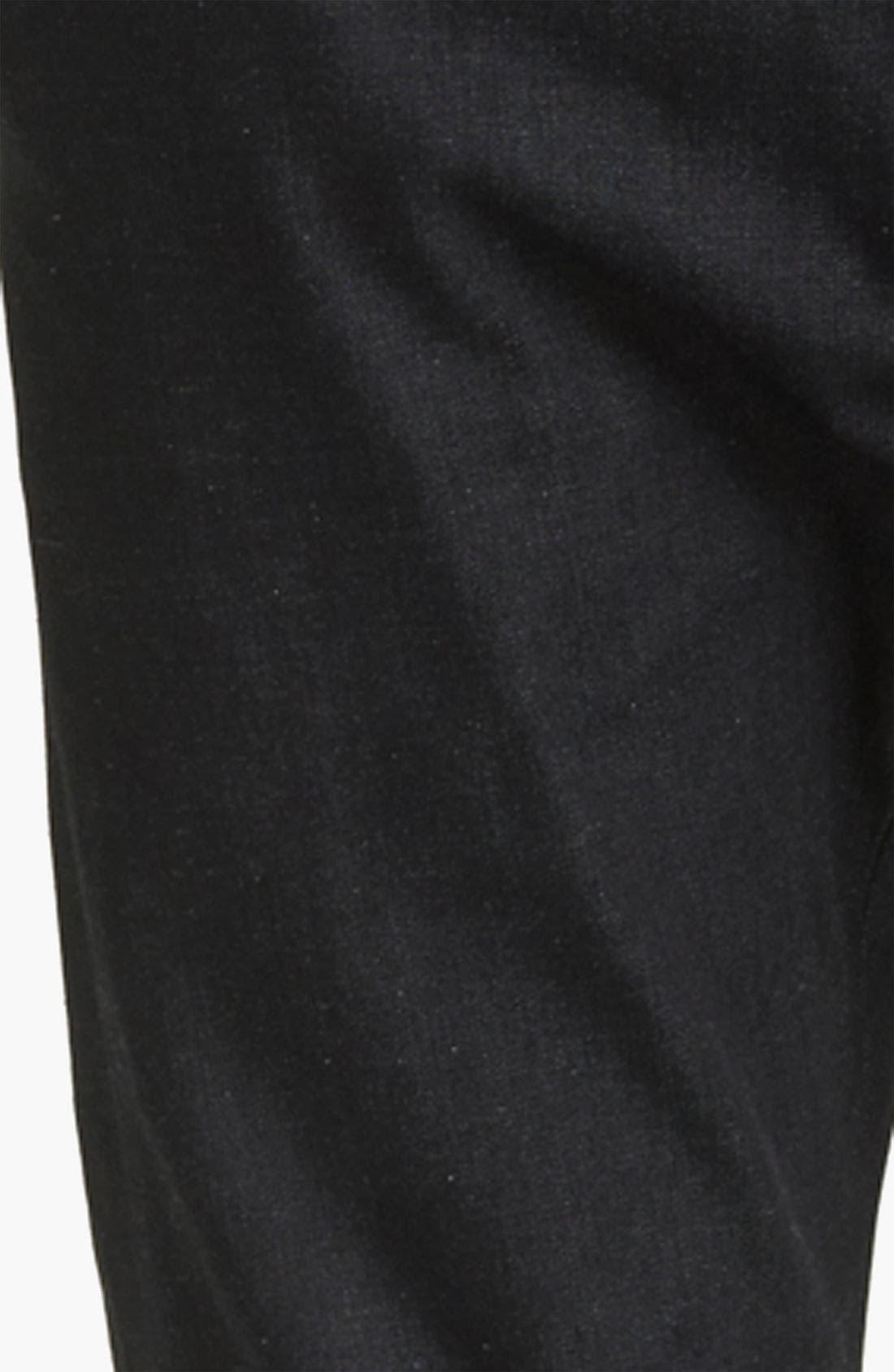 Alternate Image 3  - Rogan 'Tunnel' Tapered Trouser Jeans (Indigo)