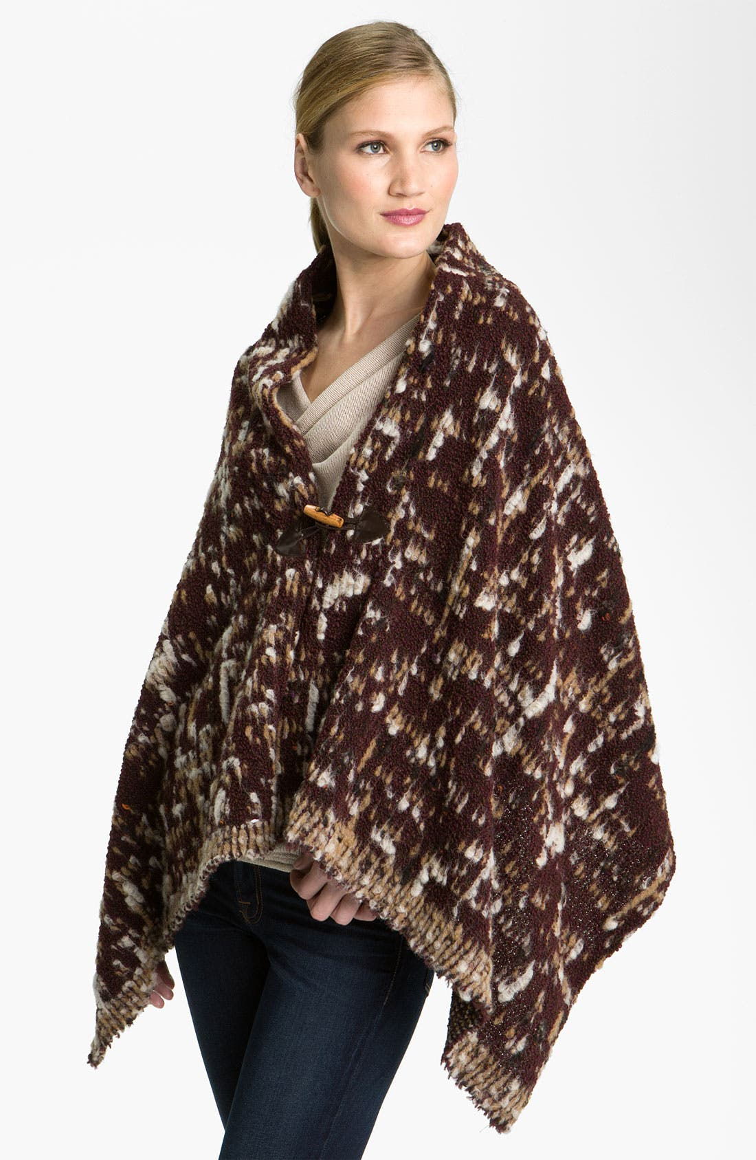 Alternate Image 1 Selected - Nordstrom Bouclé Shawl
