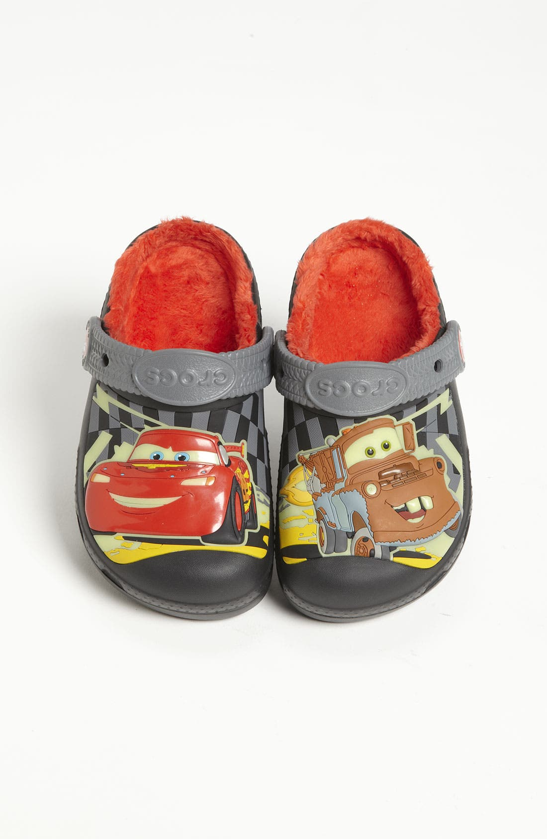 Alternate Image 3  - CROCS™ 'Cars®' Slip-On (Walker, Toddler & Little Kid)