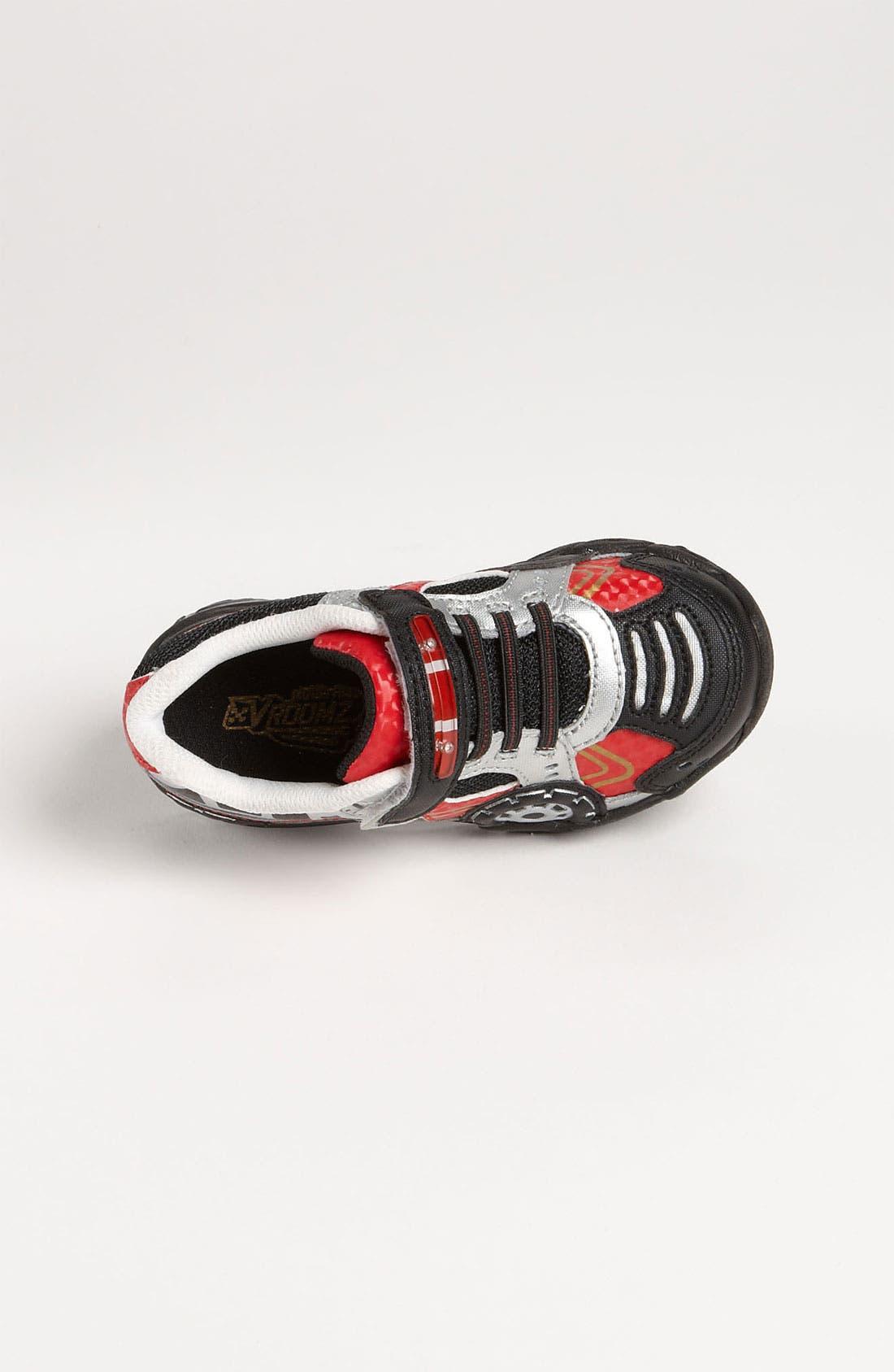 Alternate Image 3  - Stride Rite 'Vroomz' Sneaker (Walker & Toddler)