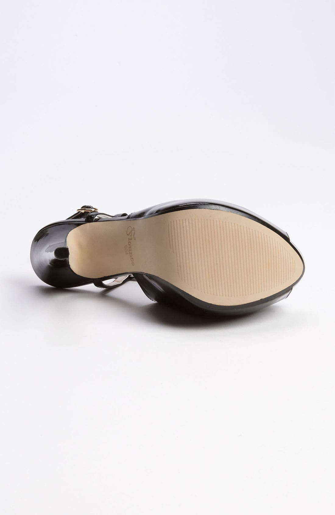 Alternate Image 4  - Flounce 'Dazzle' Platform Sandal