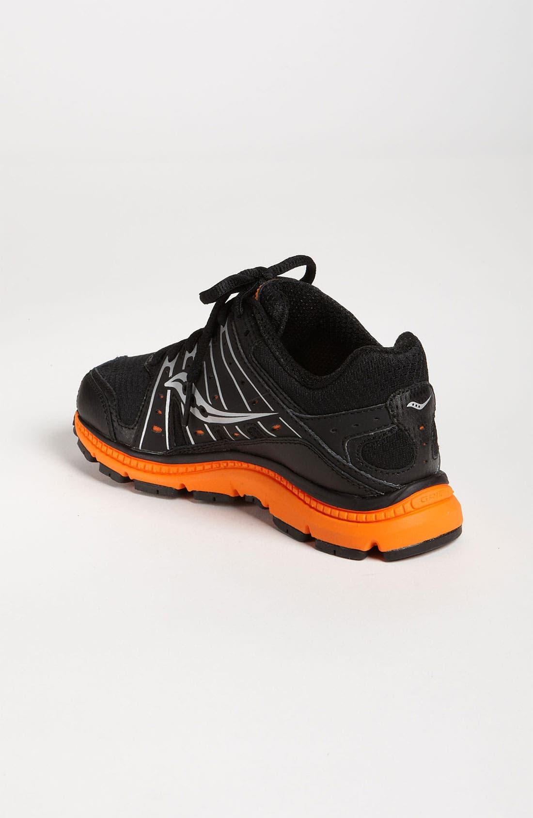 Alternate Image 2  - Saucony 'Grid Flex' Running Shoe (Toddler, Little Kid & Big Kid)