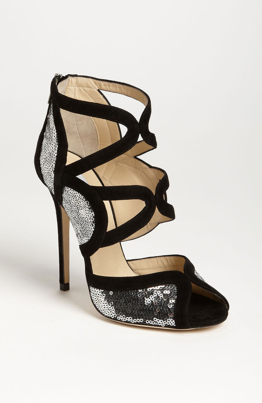 Main Image - Jimmy Choo 'Tempest' Sequin Sandal