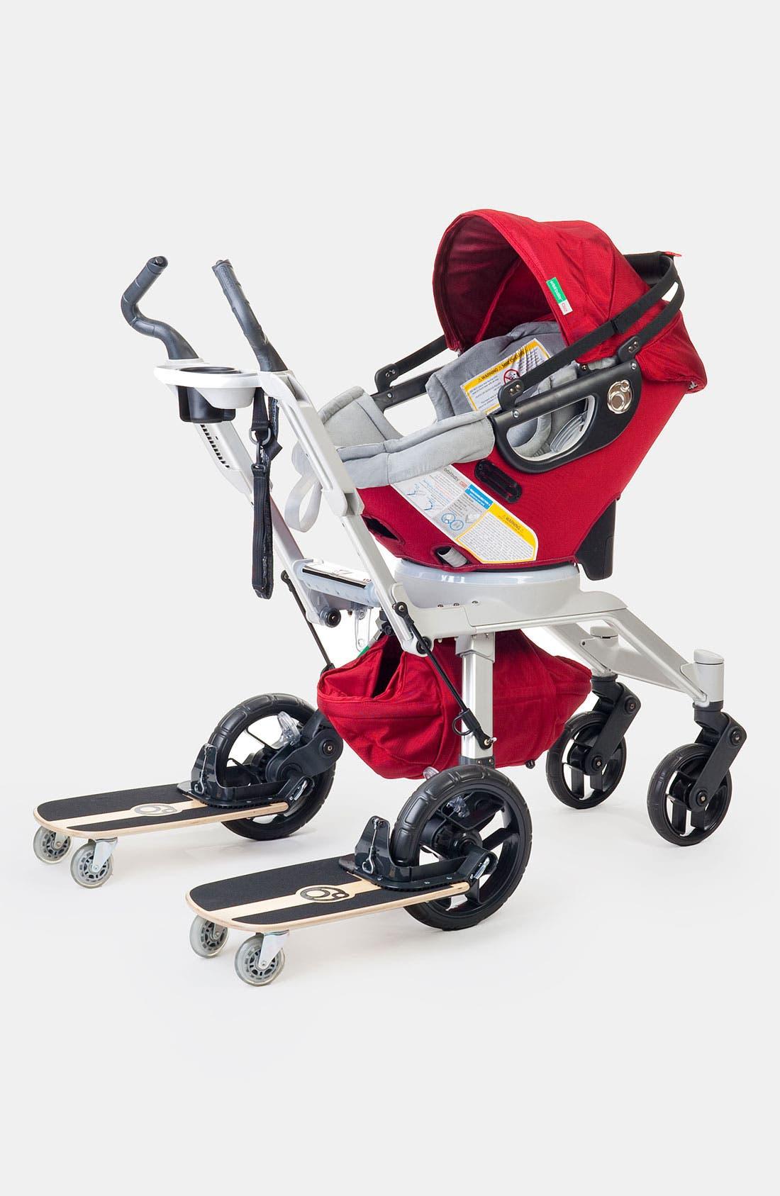 Alternate Image 7  - orbit baby® 'Sidekick™' Convertible Skateboard Position Stroller Board