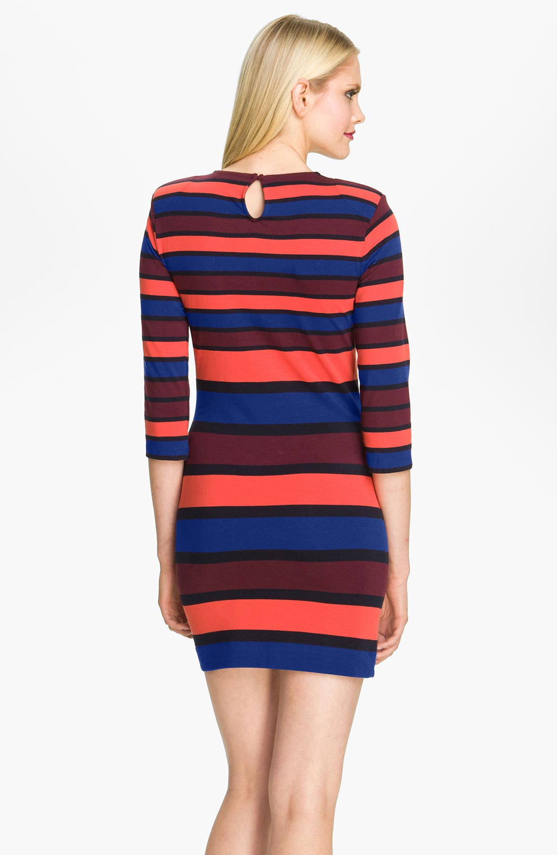 Alternate Image 2  - French Connection 'Kiren' Stripe Jersey Dress