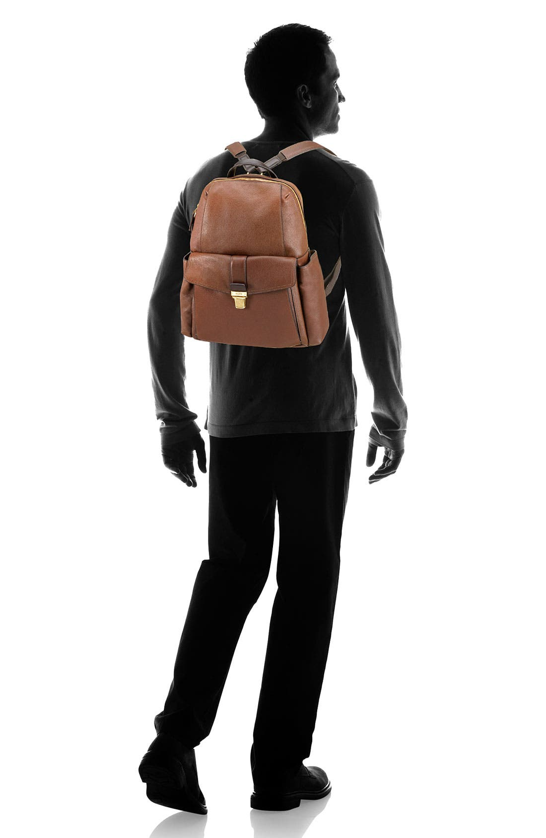 Alternate Image 6  - Tumi 'Beacon Hill - Brimmer' Backpack