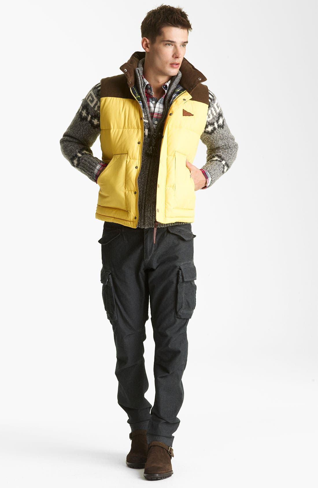 Alternate Image 5  - Gant by Michael Bastian Down Vest