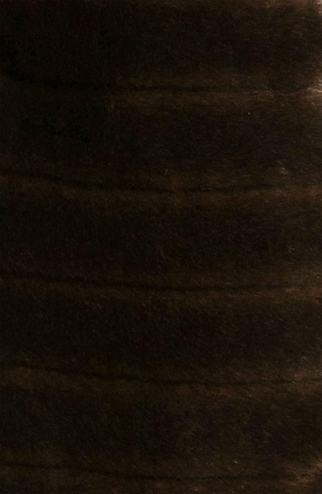 Alternate Image 3  - kate spade new york 'rossalyn' faux fur coat