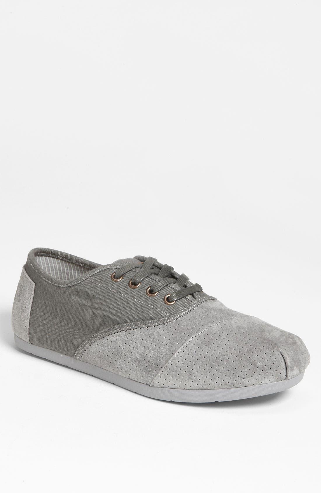 Main Image - TOMS 'Cordones - Marquez' Sneaker (Men)