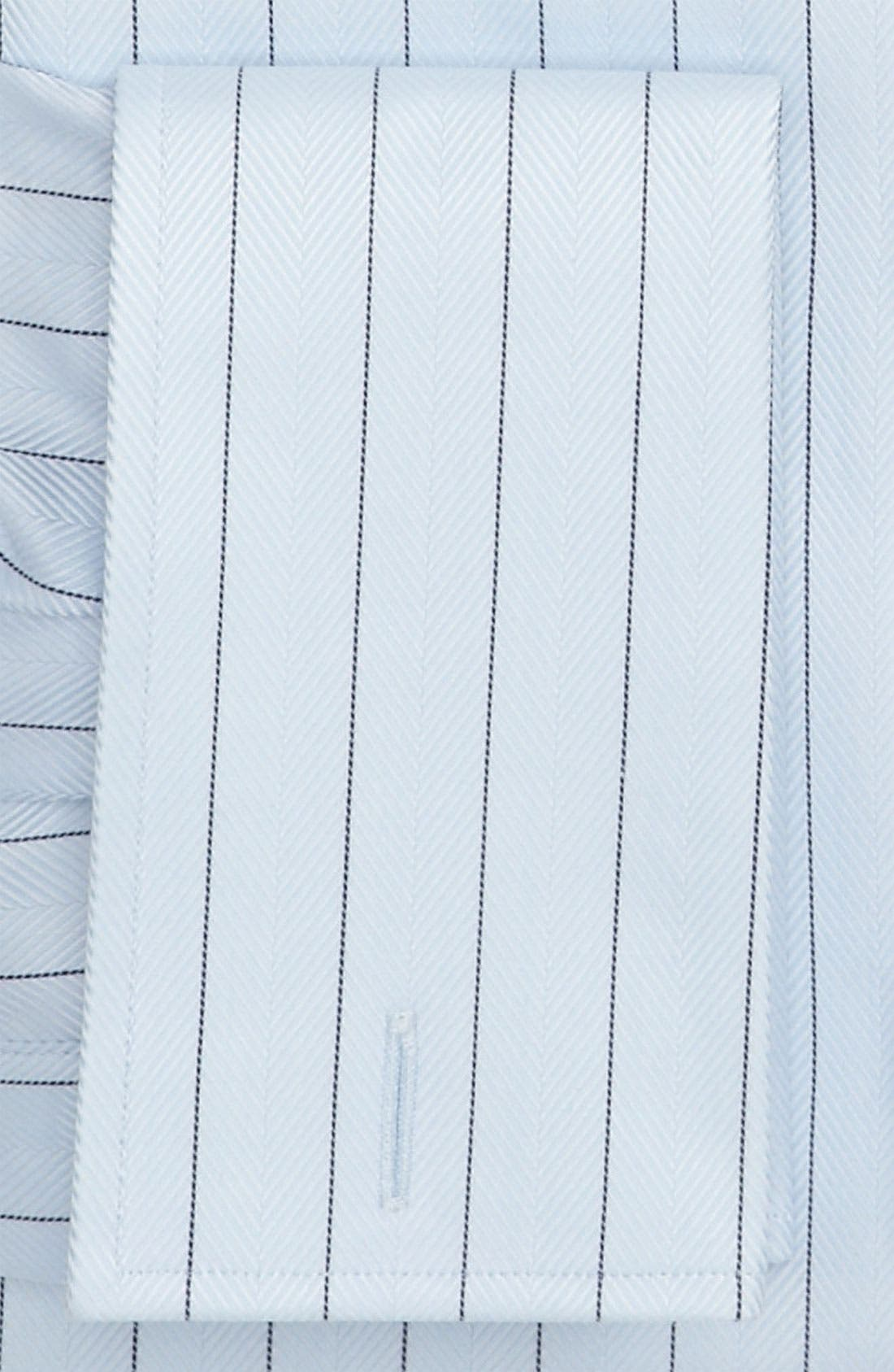 Alternate Image 2  - John W. Nordstrom® Signature Traditional Fit Dress Shirt