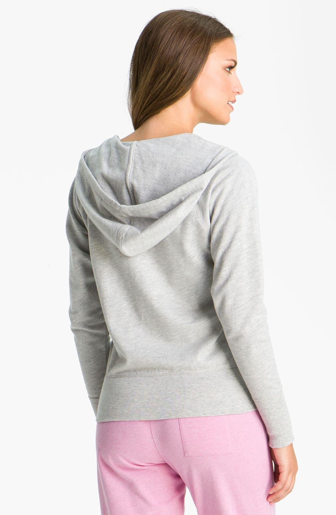 Alternate Image 2  - Make + Model Zip Up Hoodie