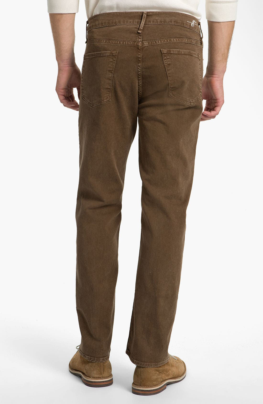 Alternate Image 2  - Earnest Sewn 'Fulton' Straight Leg Twill Pants