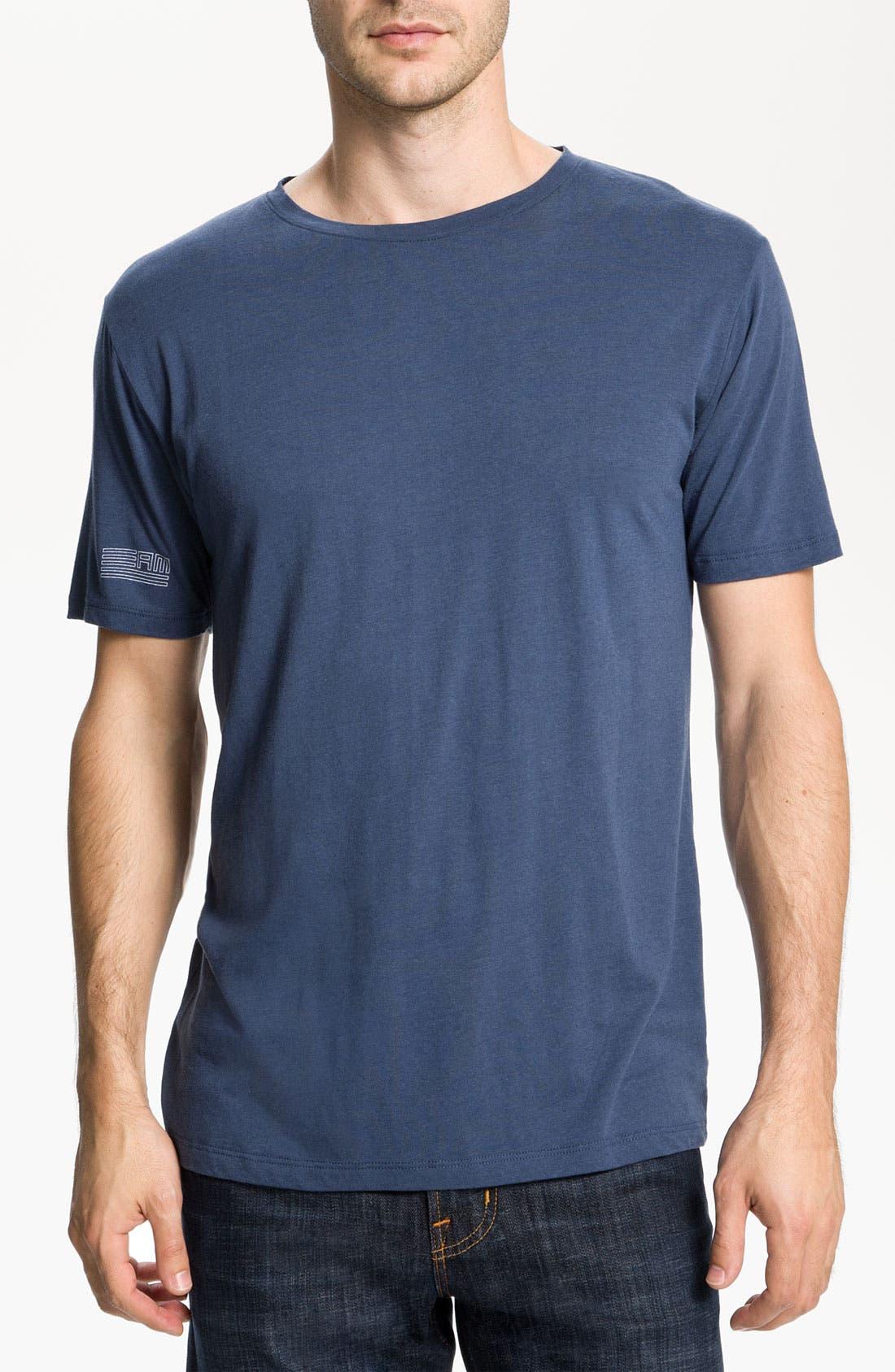 Alternate Image 1 Selected - Alex Maine 'Premium' Crewneck T-Shirt