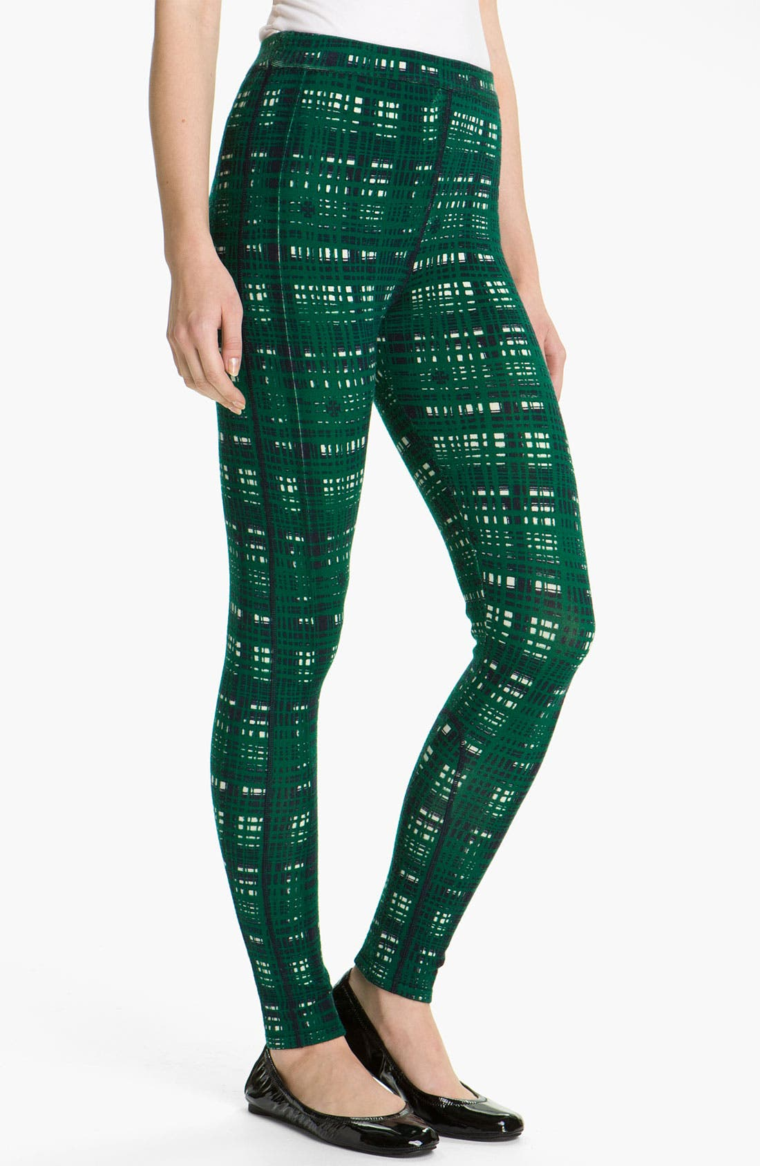 Alternate Image 1 Selected - Tory Burch 'Lindsay' Leggings
