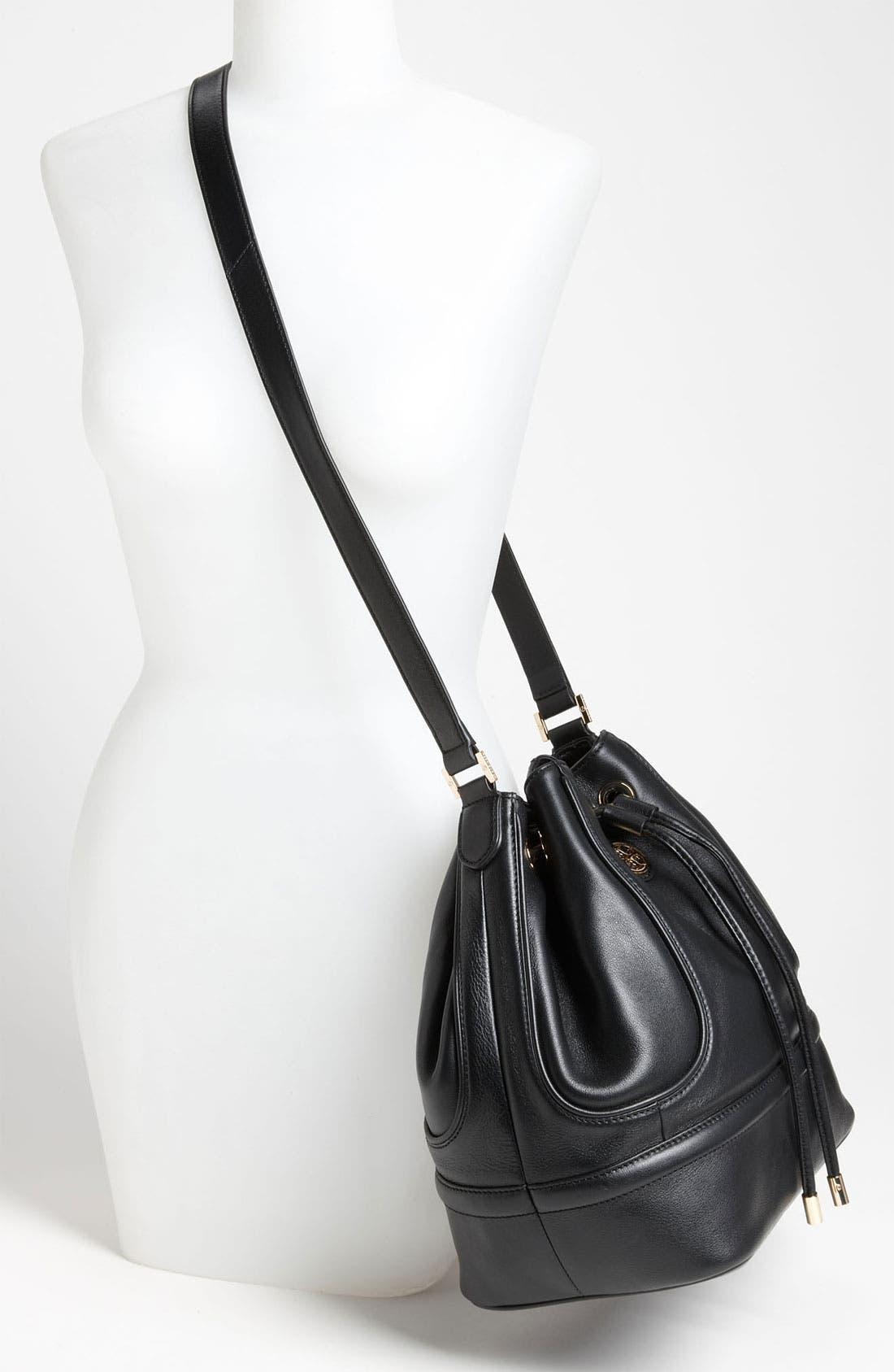 Alternate Image 2  - Tory Burch 'Daria' Drawstring Bucket Bag