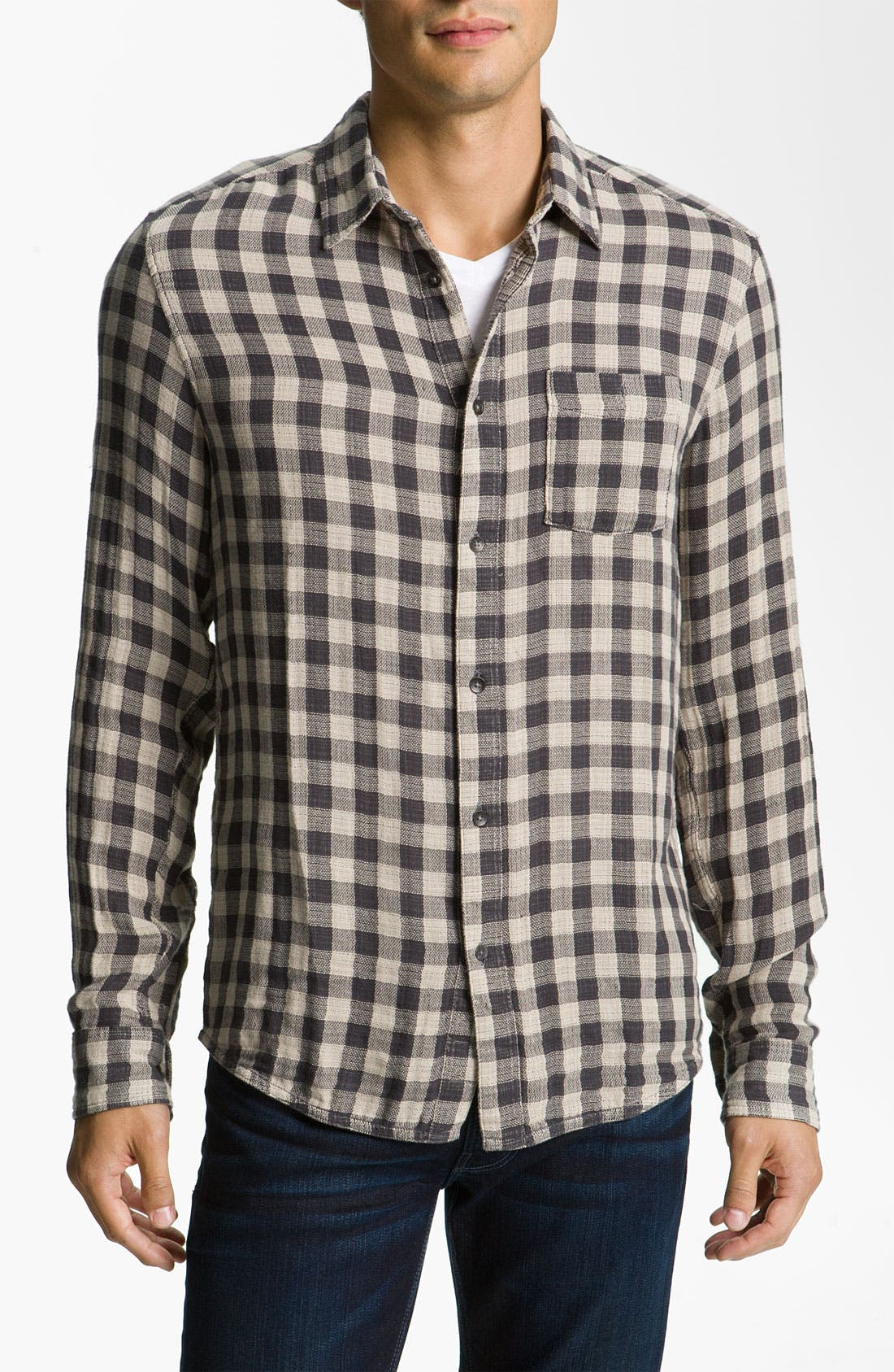 Main Image - 7 For All Mankind® Woven Shirt