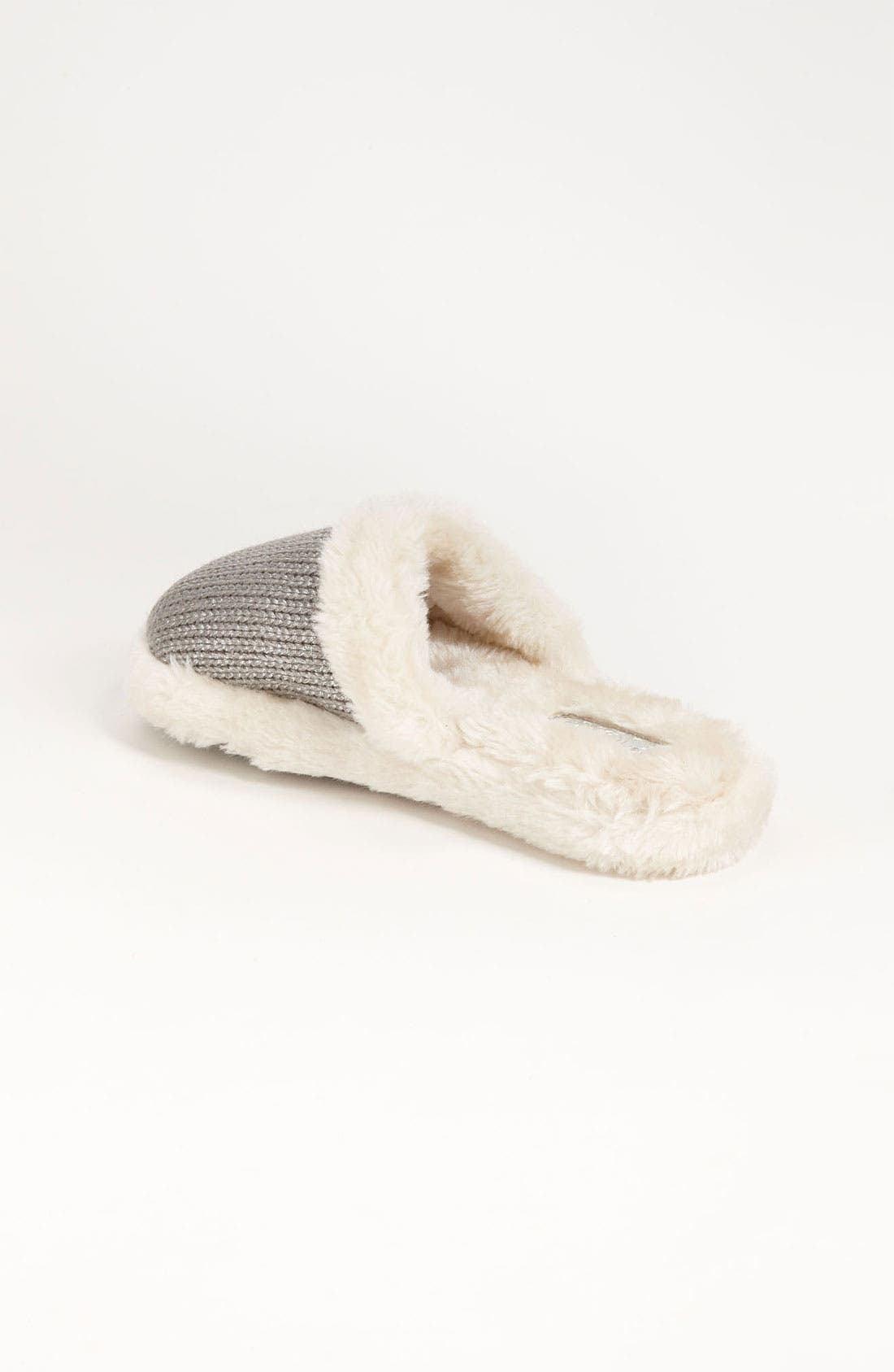 Alternate Image 2  - KORS Michael Kors 'Shiloah' Slipper with Faux Fur Lining (Toddler, Little Kid & Big Kid)