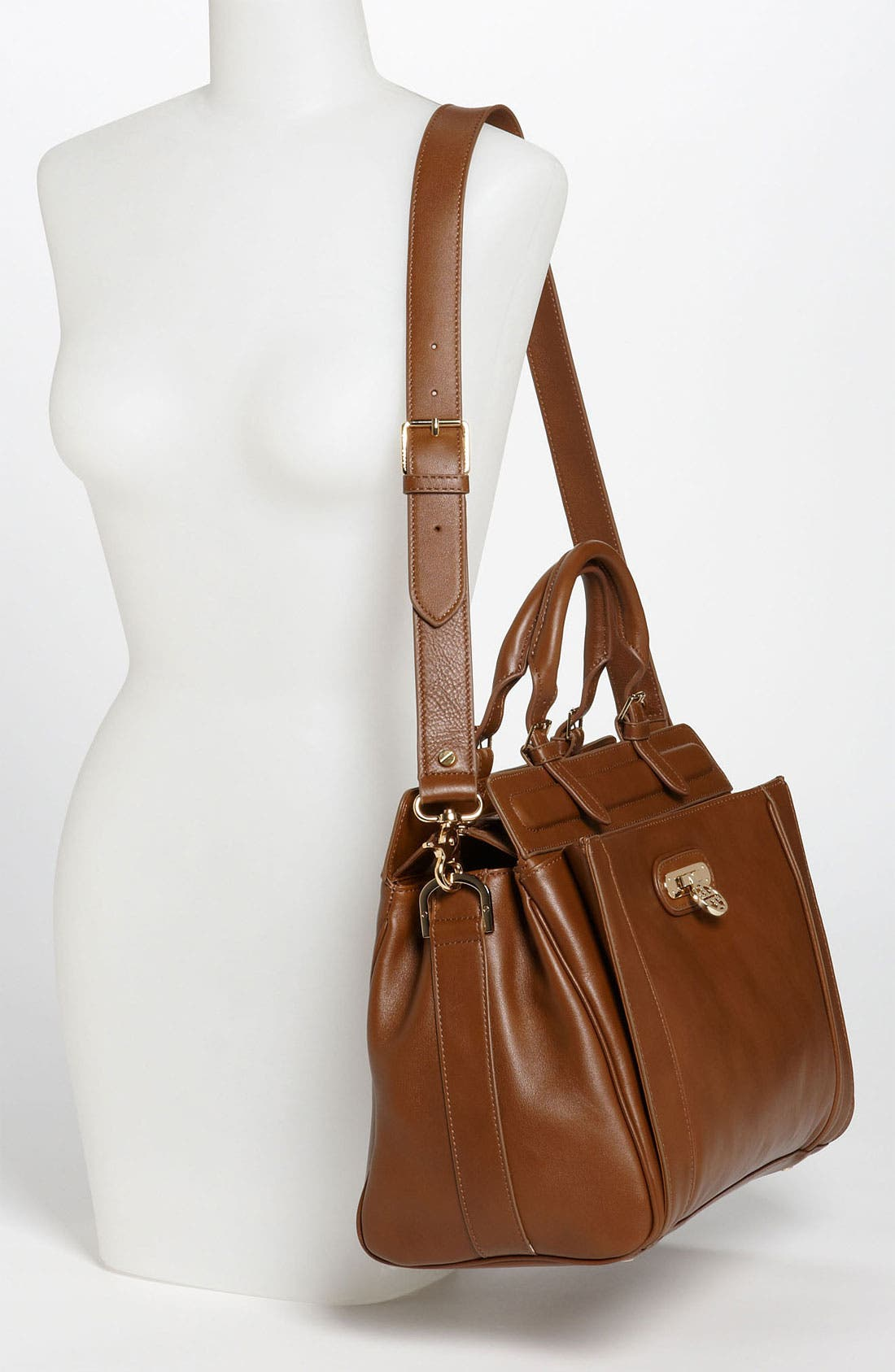 Alternate Image 2  - Tory Burch 'Daria' Leather Satchel