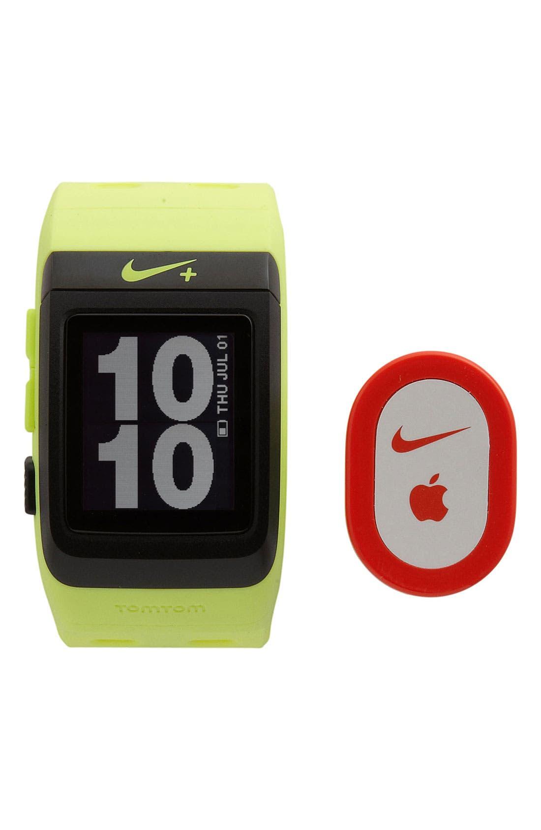 Alternate Image 2  - Nike+ Sport Watch GPS, 35mm x 50mm