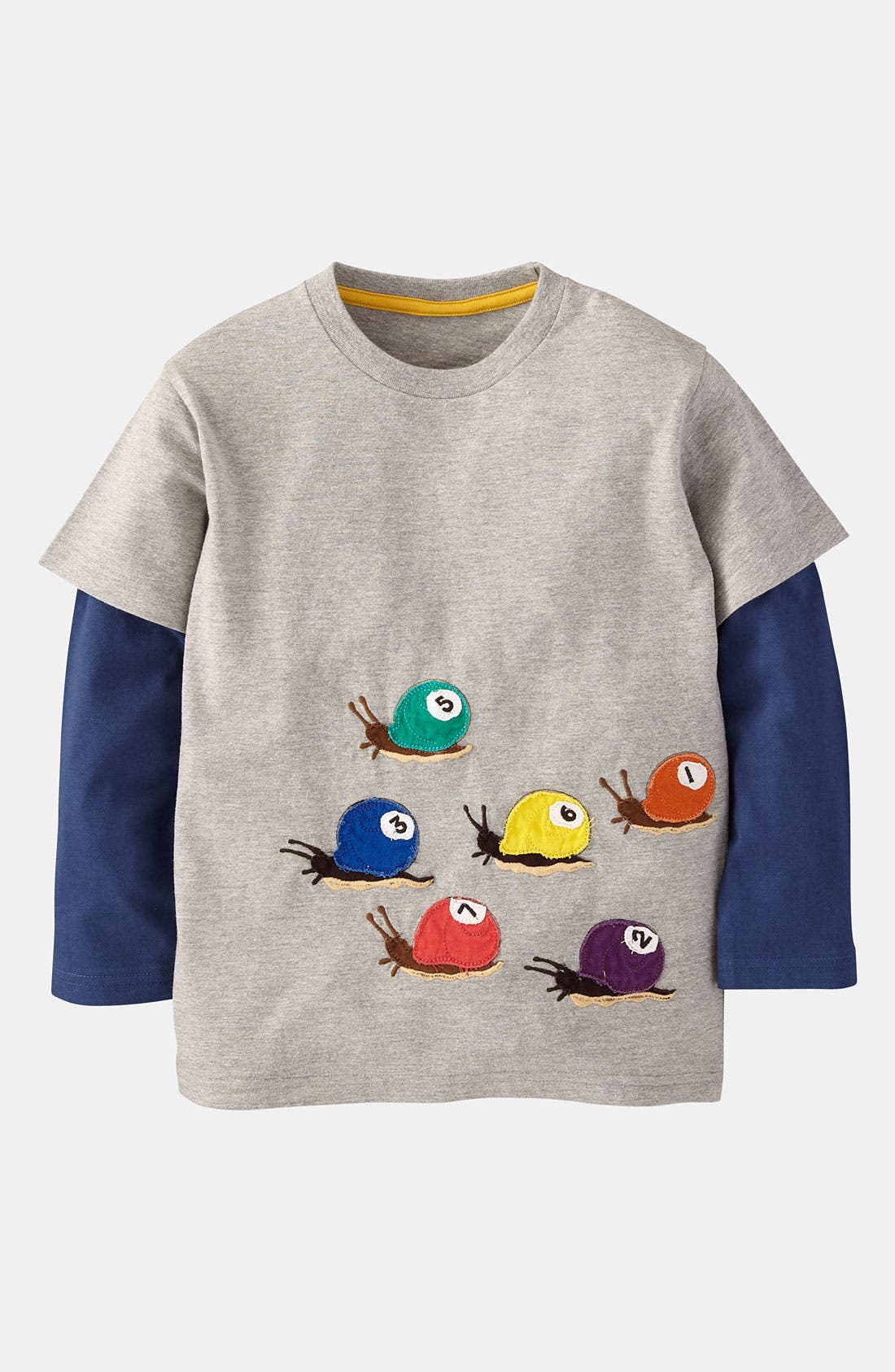 Main Image - Mini Boden 'Colorblast' T-Shirt (Little Boys & Big Boys)