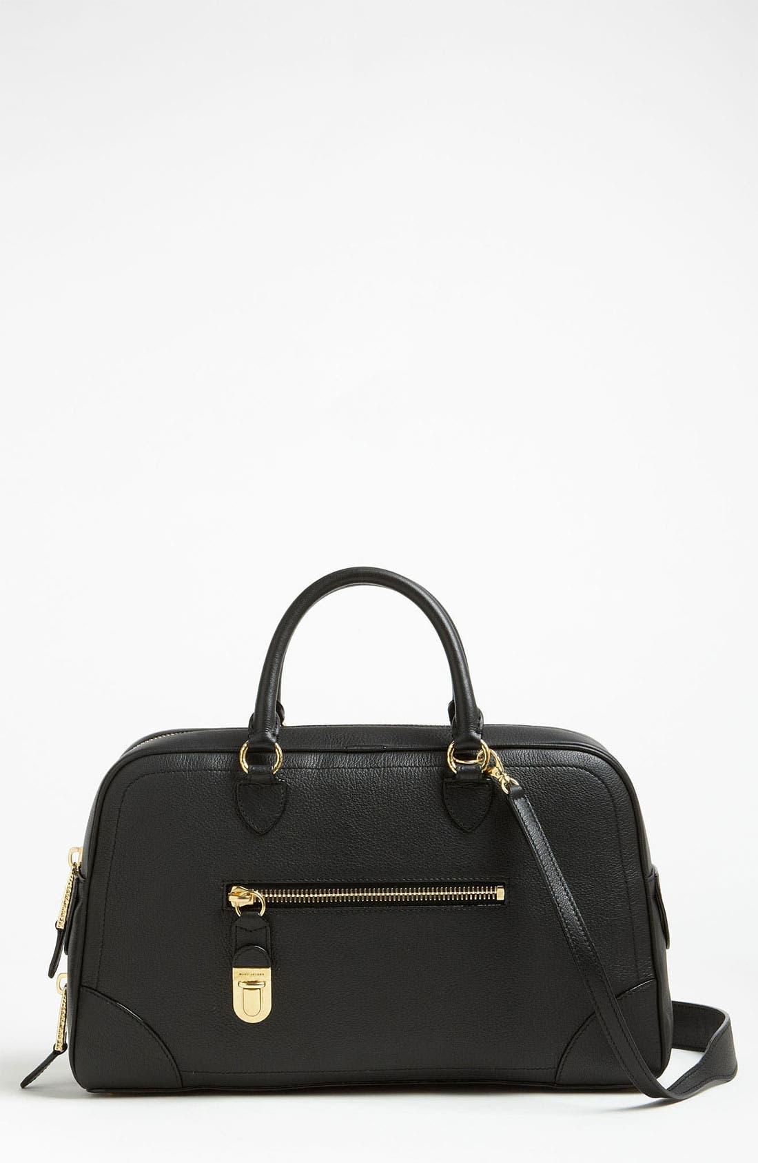 Main Image - MARC JACOBS 'Venetia' Leather Satchel